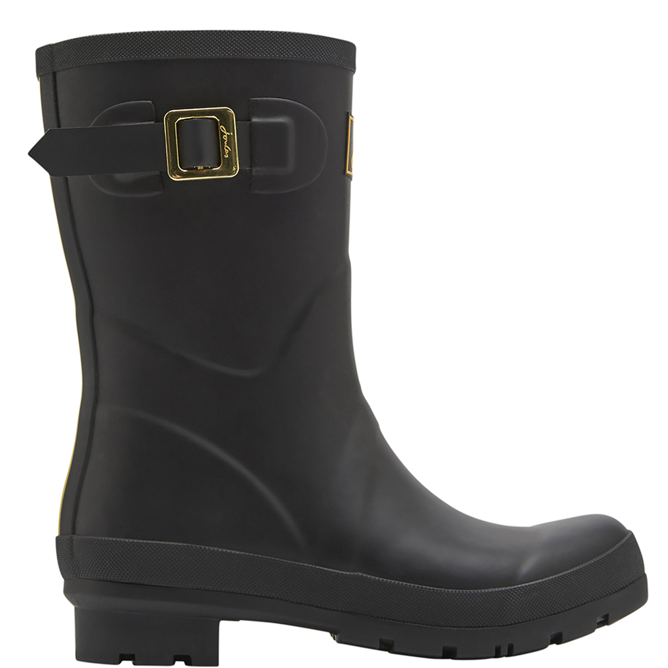 Damen Joules Kelly Mid Height Stiefel Wellies Winter Schnee Wasserdicht Stiefel Height EU 36-42 f0d0c7