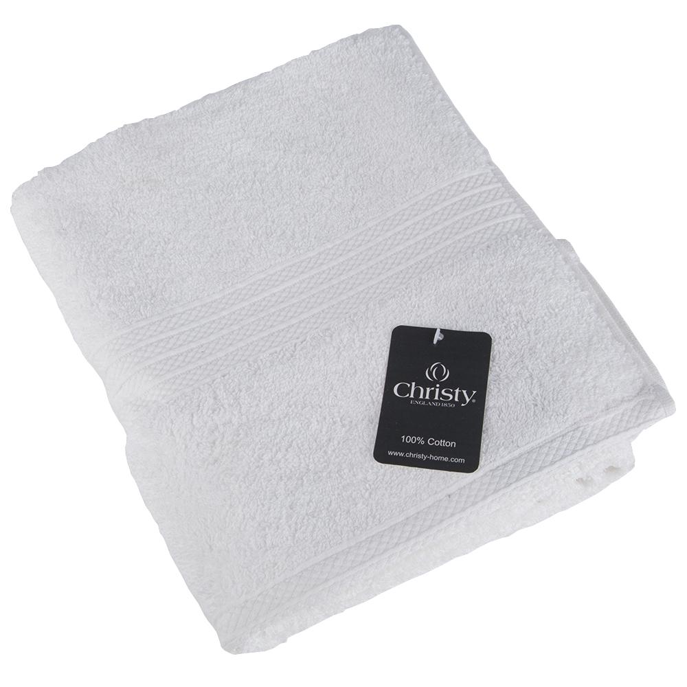 CHRISTY Designer Luxury COTTON Bathroom Bath Towels Various Colours ...