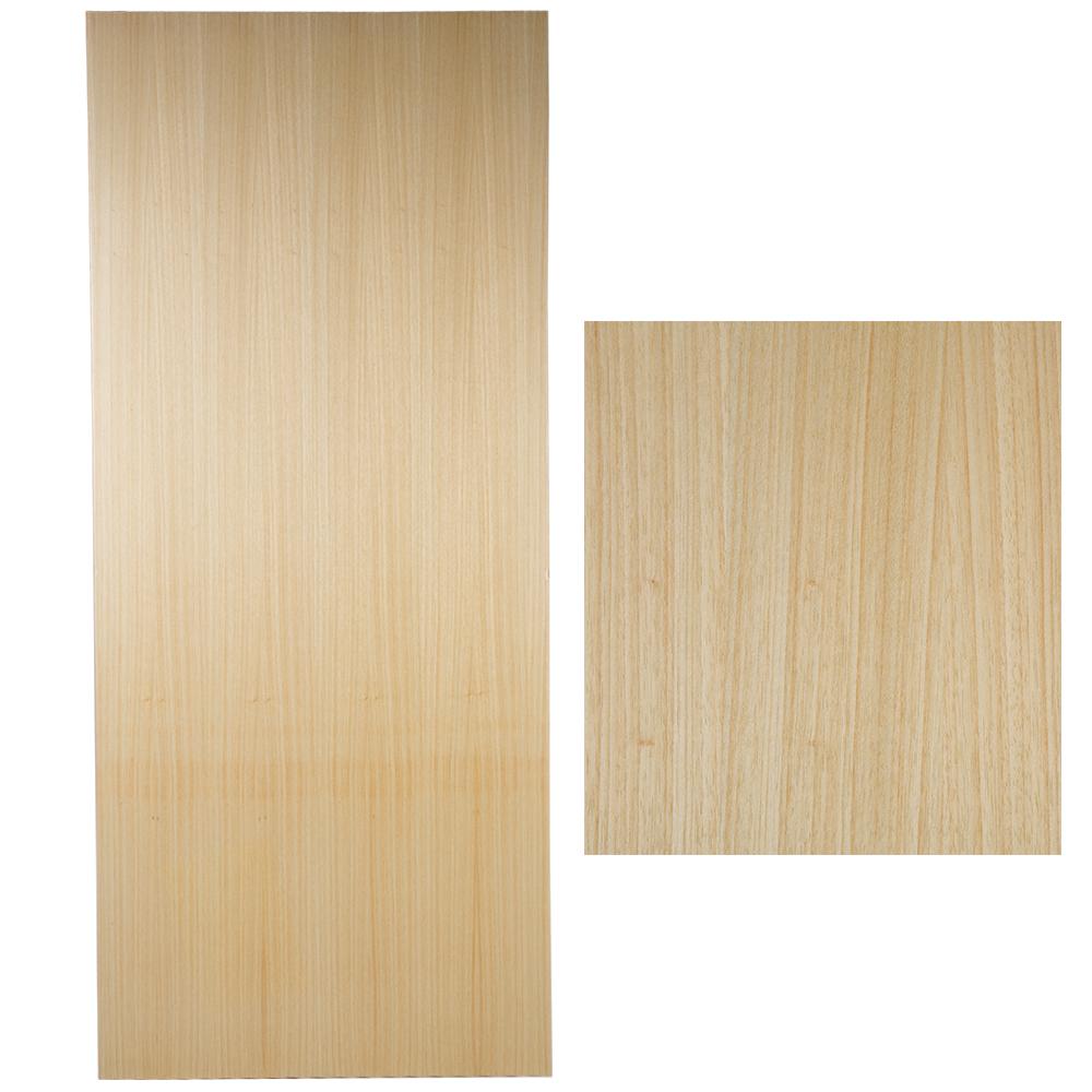 Wooden Interior Doors Internal Luxury Light Wood Finish 44 X