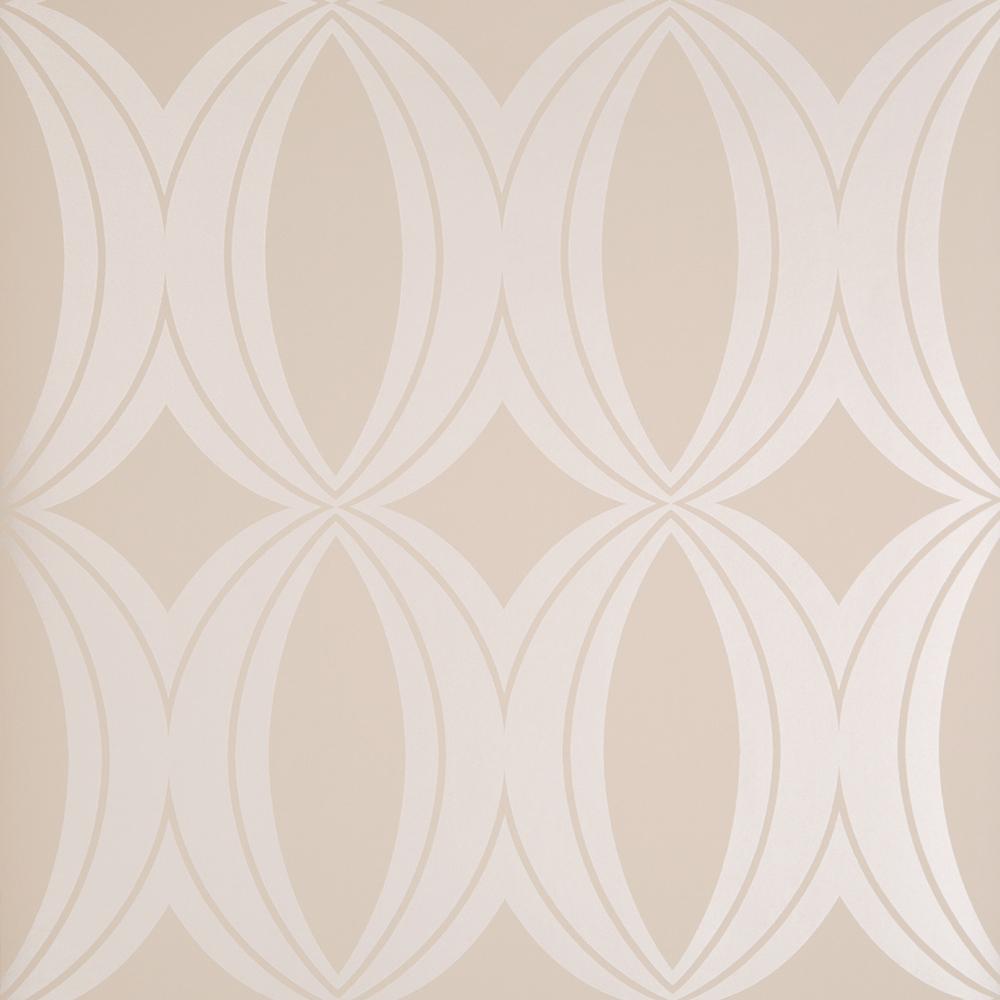 Harlequin Silver Wallpaper Roll