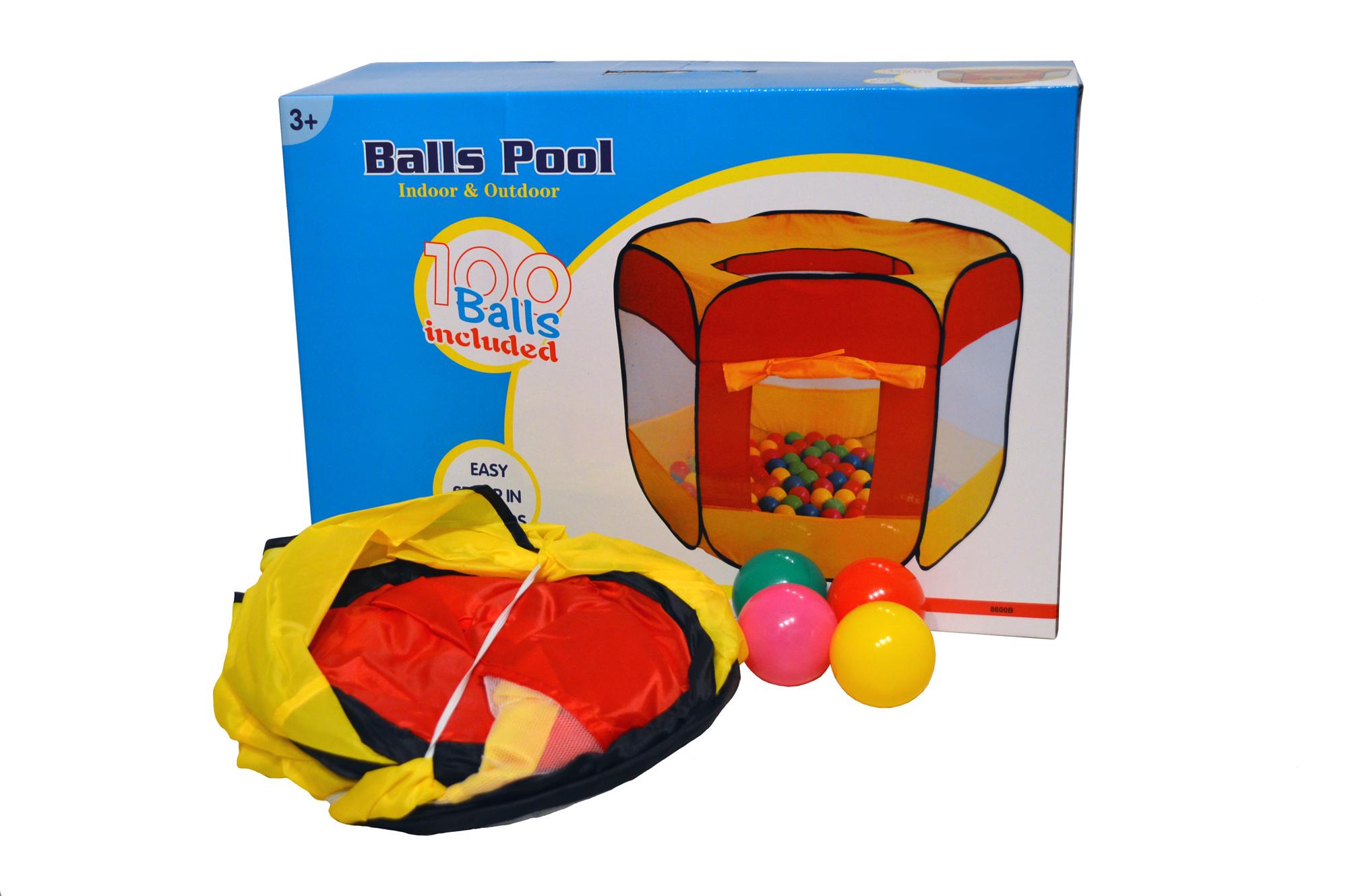Tende Per Bambini Con Palline : Tenda da gioco con palline colorate bambino ebay