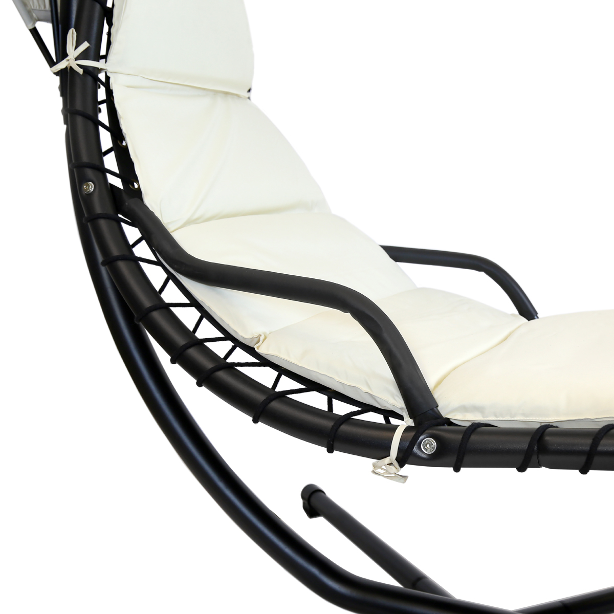 Charles Bentley Garden Helicopter Patio Swing Chair Seat ...