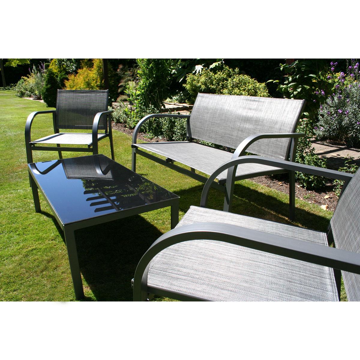 Charles BENTLEY Jardín Al Aire Libre Muebles de salón modernos ...