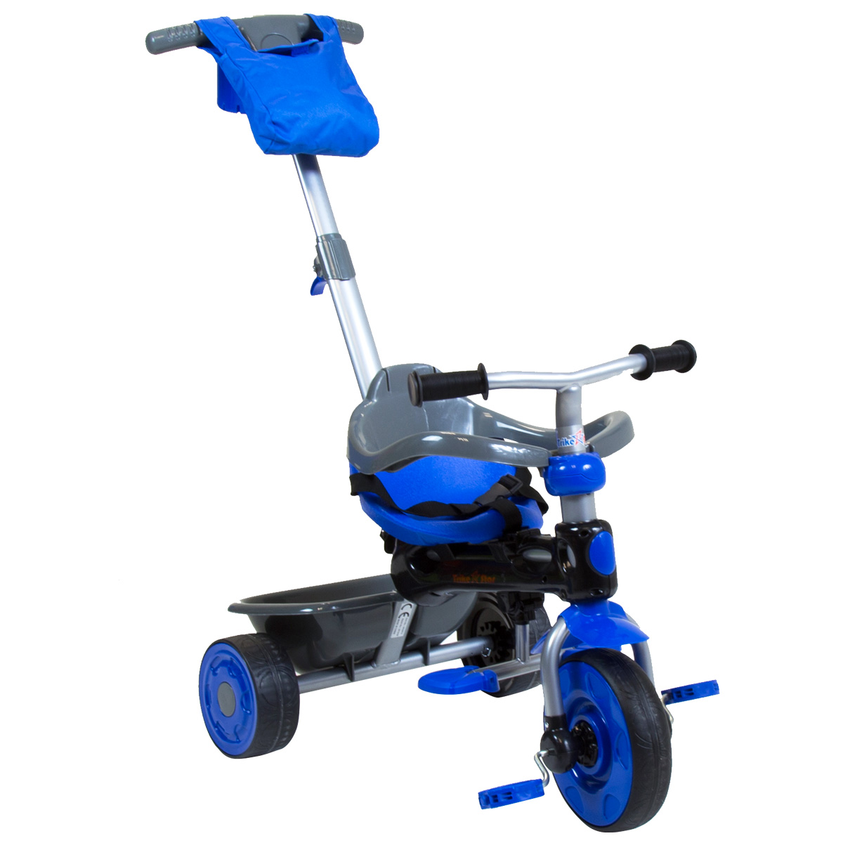 Trikestar-Deluxe-4-In-1-Pedal-Trike-Canopy-  sc 1 st  eBay & Trikestar Deluxe 4 In 1 Pedal Trike Canopy Purple Red Green and ...