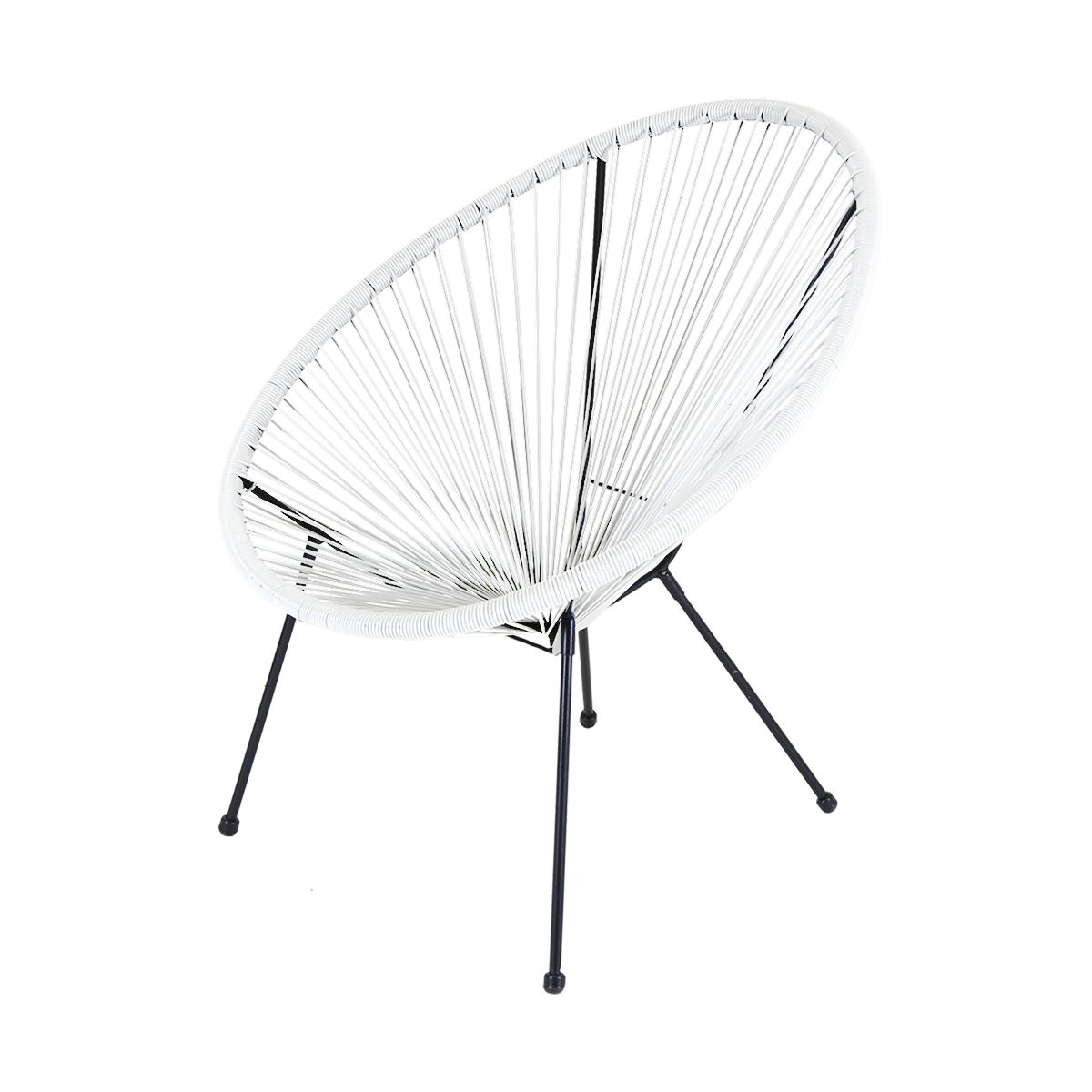 Charles Bentley Retro Single Lounge Chairs