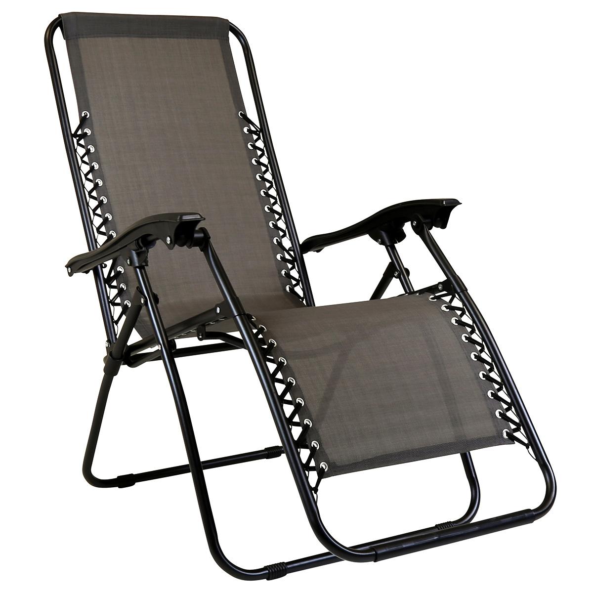 Charles-Bentley-Folding-Reclining-Garden-Chair-C&ing-Recliner-  sc 1 st  eBay & Charles Bentley Folding Reclining Garden Chair Camping Recliner ... islam-shia.org