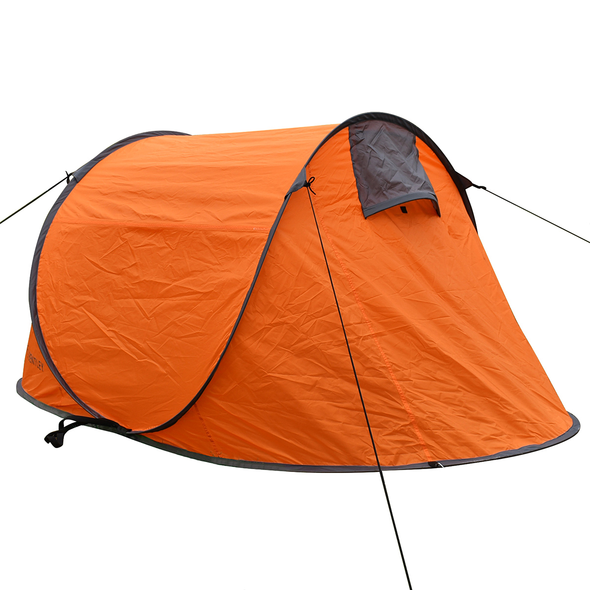 Charles-Bentley-2-Person-Two-Man-C&ing-Instant-  sc 1 st  eBay & Charles Bentley 2 Person Two Man Camping Instant Pop Up Tent ...