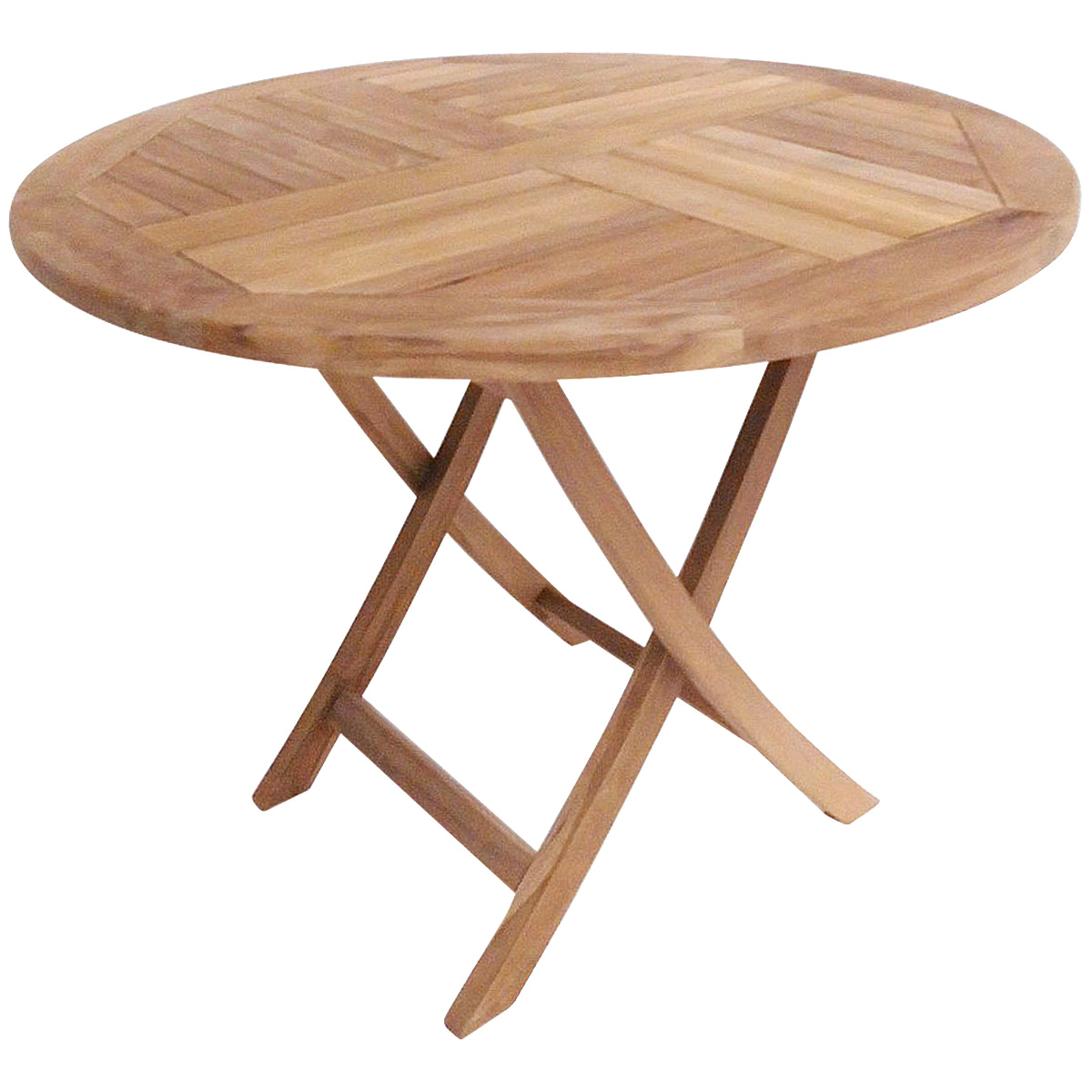 Charles bentley solid wooden teak round 2 4 seater table for 12 seater wooden outdoor table