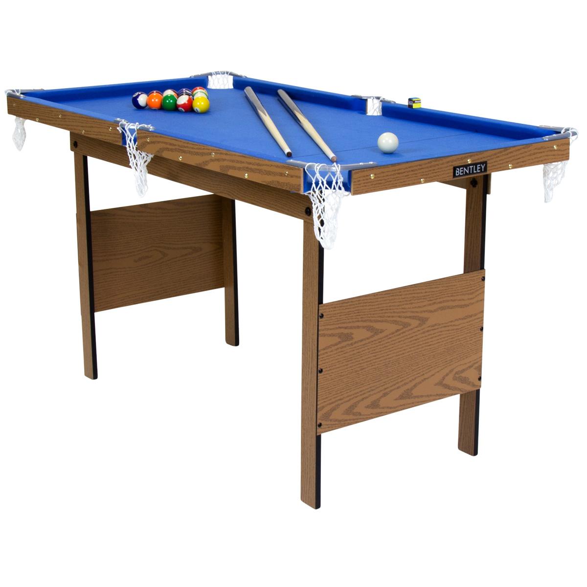 Poolbillard tisch indoor kugeln mit punkten streifen for Garten pool 2m