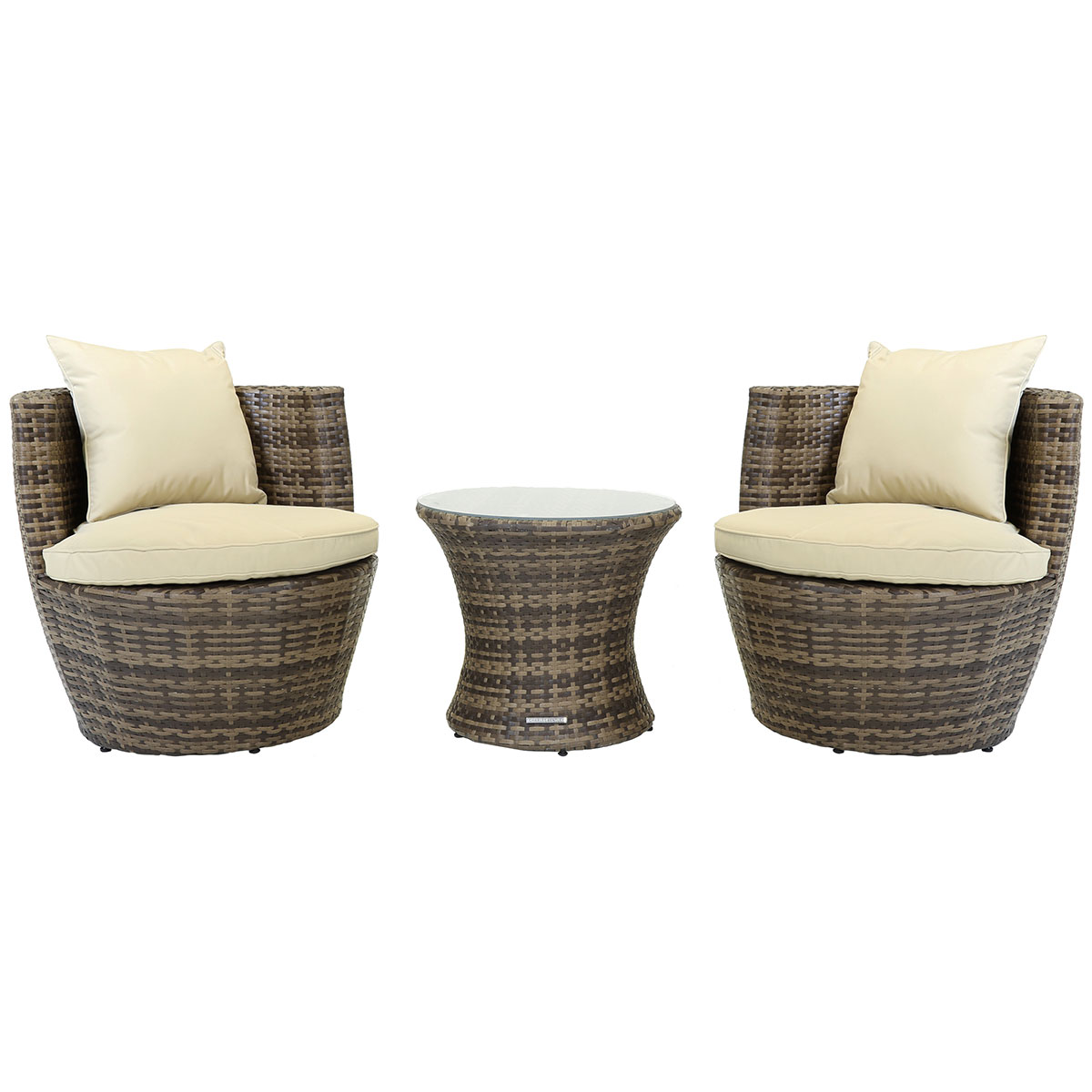 Charles Bentley 3 Piece Rattan Stacking Outdoor Patio. Charles Bentley 3 Piece Rattan Stacking Outdoor Patio Furniture
