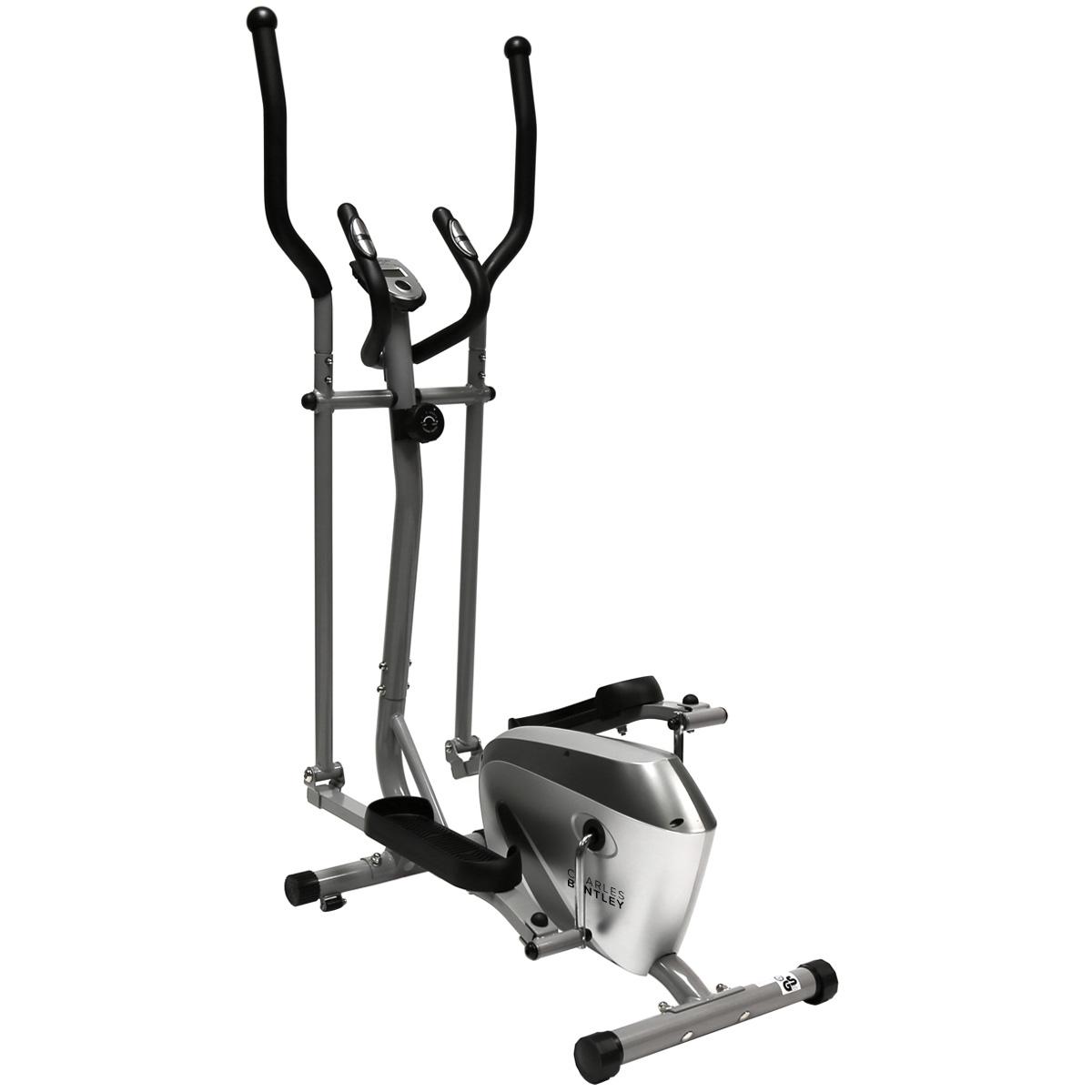 Fitness Equipment Uk: Charles Bentley Elliptical Cross Trainer Gym Machine Home