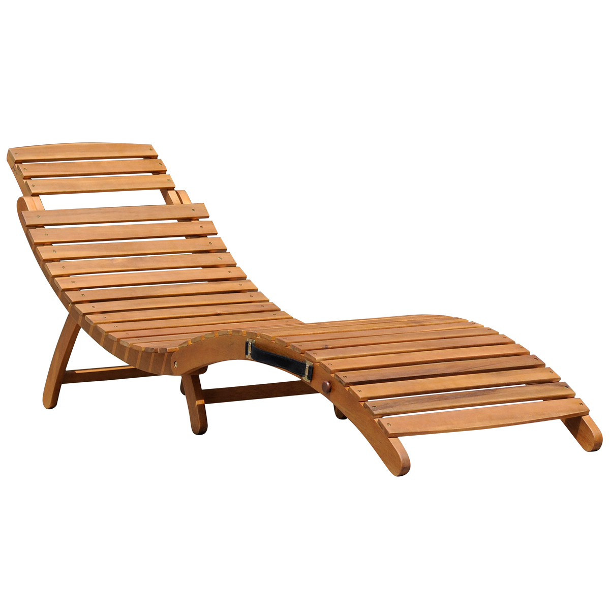sonnenliege gartenliege liegestuhl lounger zusammenklappbar aus holz ebay. Black Bedroom Furniture Sets. Home Design Ideas