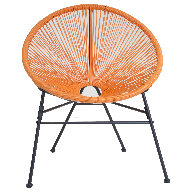 Charles Bentley Garden Furniture Retro Lounge Single