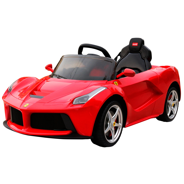 Red Ferrari: New 2017 Rastar La Ferrari 12v Electric Red Ride On Car