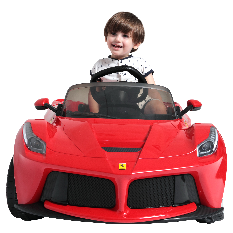 Ferrari Truck: New 2017 Rastar La Ferrari 12v Electric Red Ride On Car