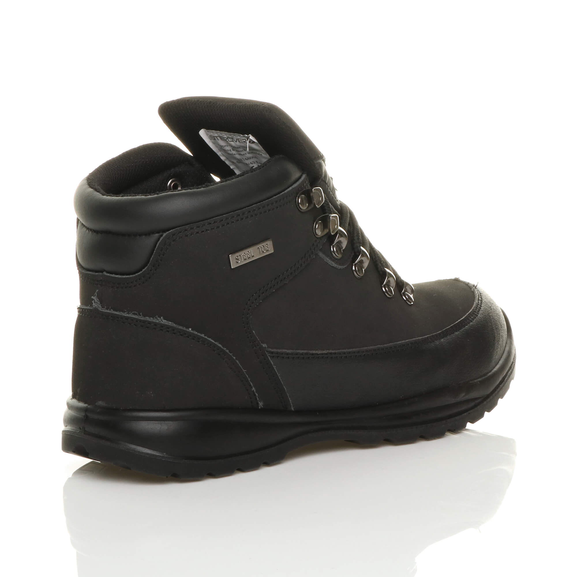 MENS-FLAT-LOW-HEEL-LACE-UP-STEEL-MIDSOLE-TOE-CAP-WORK-SAFETY-ANKLE-BOOTS-SIZE