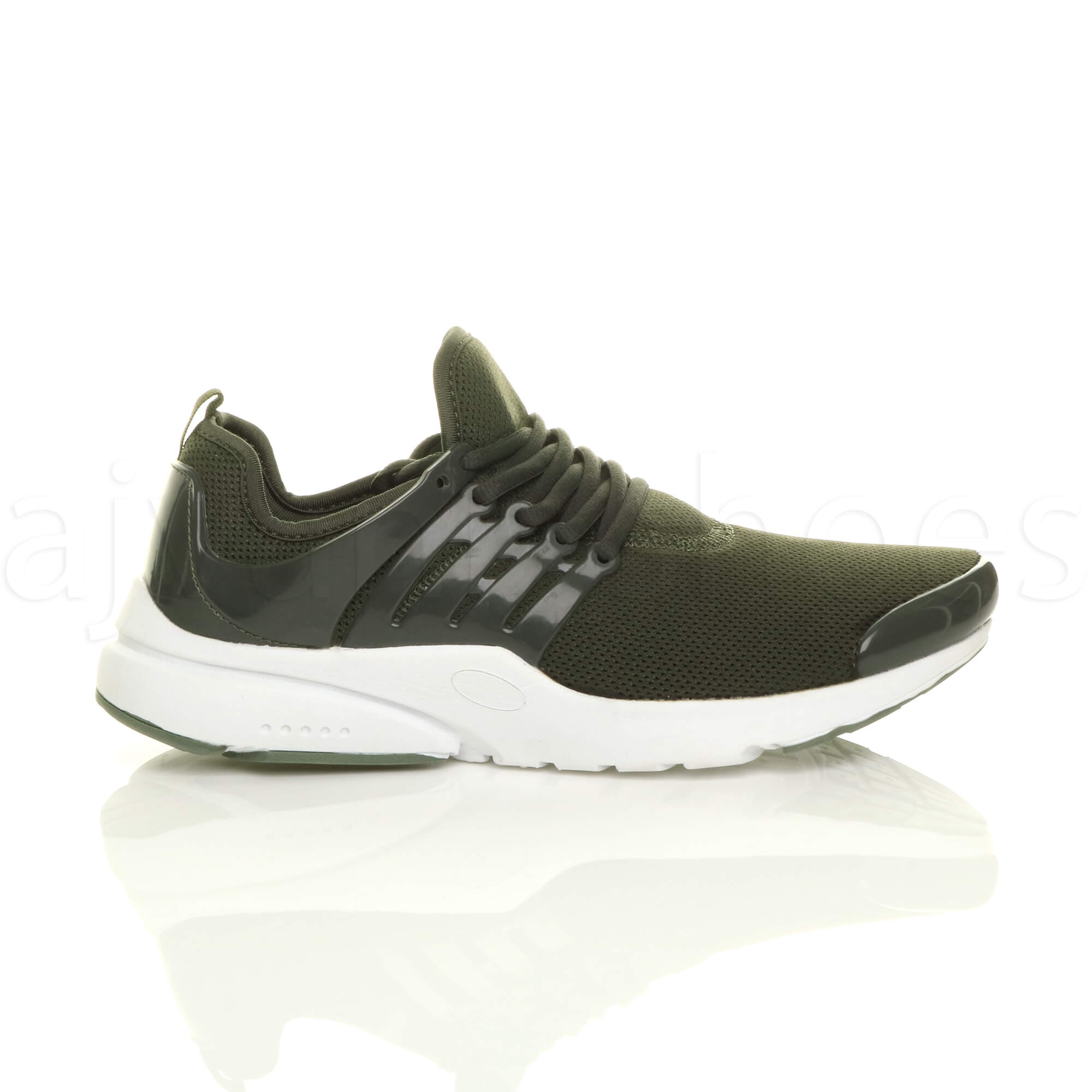 MENS-LACE-UP-SPORTS-GYM-FITNESS-RUNNING-FLEXIBLE-TRAINERS-CASUAL-SNEAKERS-SIZE thumbnail 27