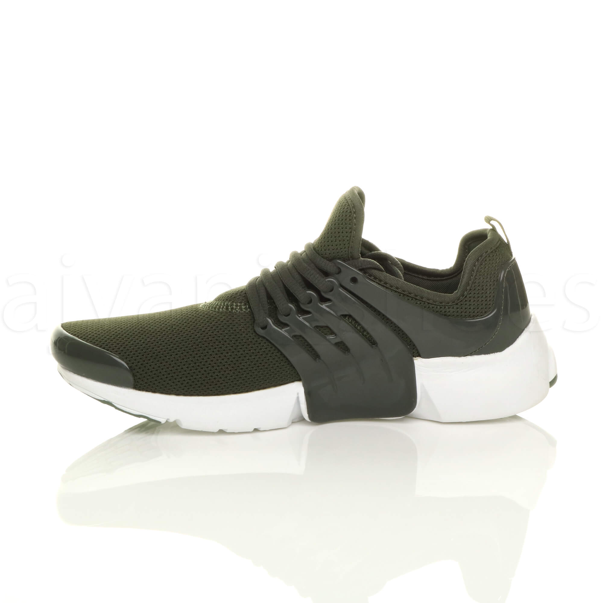 MENS-LACE-UP-SPORTS-GYM-FITNESS-RUNNING-FLEXIBLE-TRAINERS-CASUAL-SNEAKERS-SIZE thumbnail 28