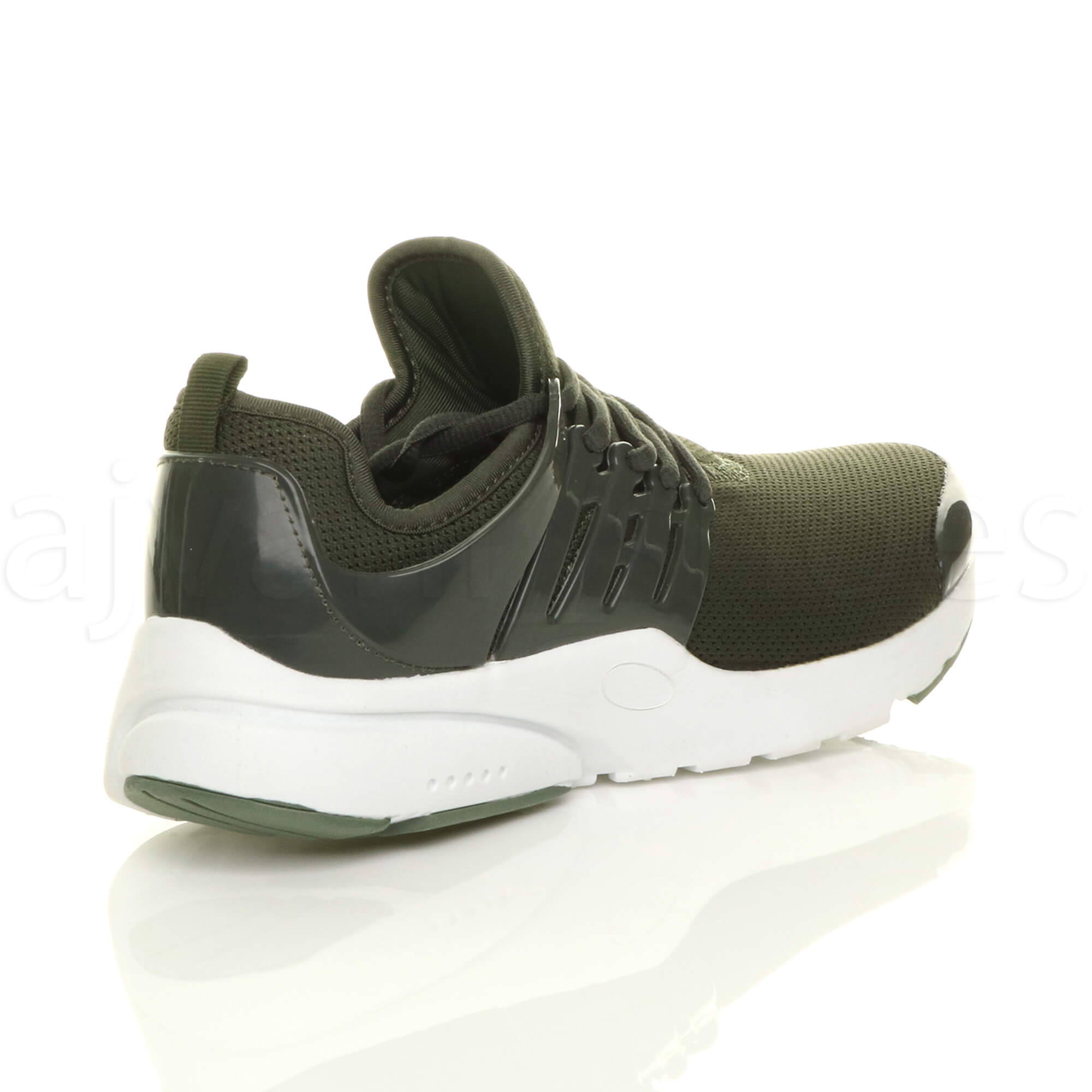 MENS-LACE-UP-SPORTS-GYM-FITNESS-RUNNING-FLEXIBLE-TRAINERS-CASUAL-SNEAKERS-SIZE thumbnail 29