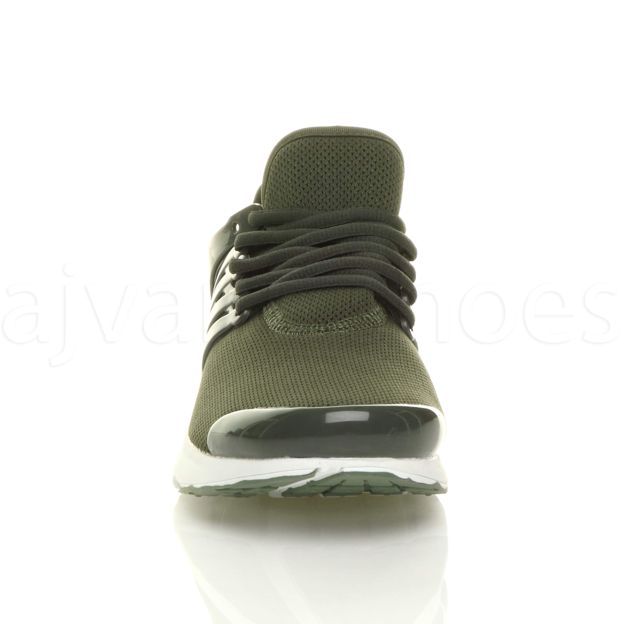 MENS-LACE-UP-SPORTS-GYM-FITNESS-RUNNING-FLEXIBLE-TRAINERS-CASUAL-SNEAKERS-SIZE thumbnail 31