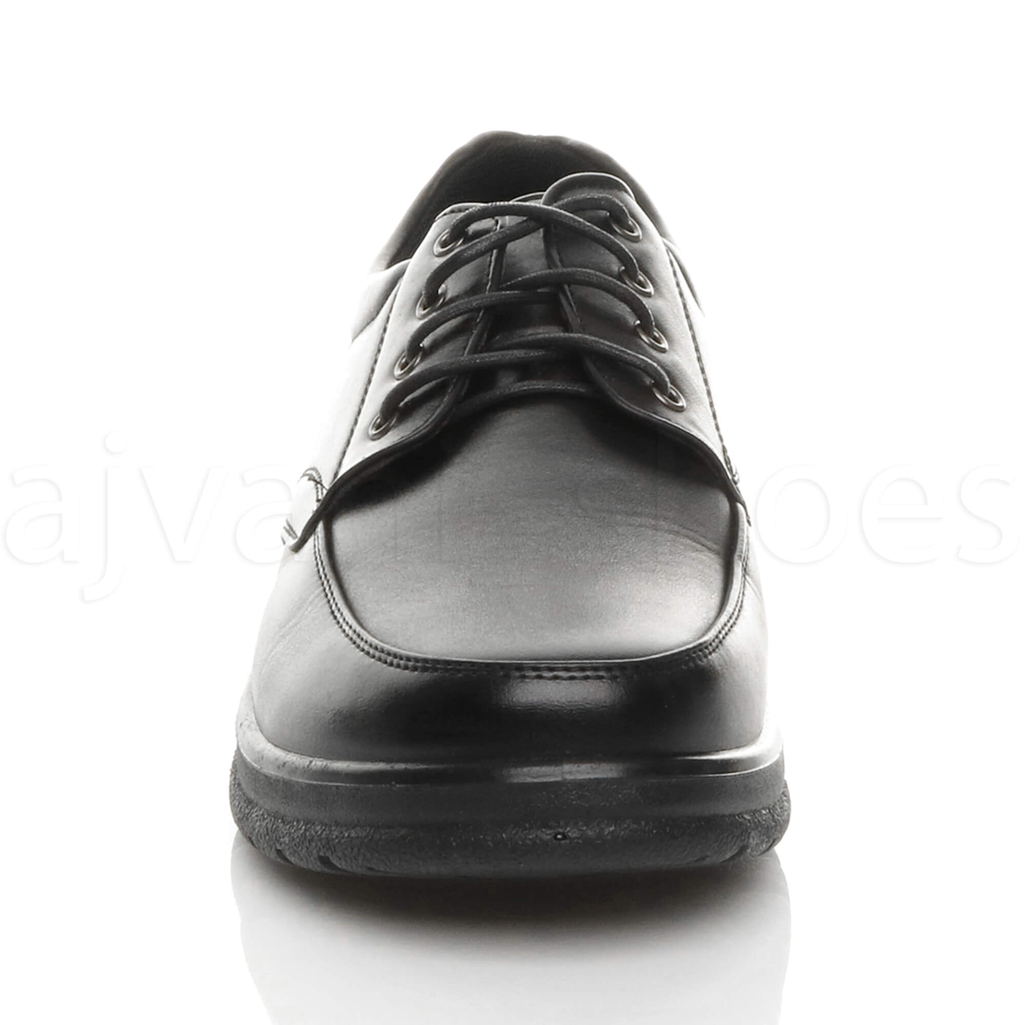 MENS-LACE-UP-CASUAL-MEMORY-FOAM-INSOLE-COMFORT-CUSHIONED-WORK-SHOES-SIZE thumbnail 7