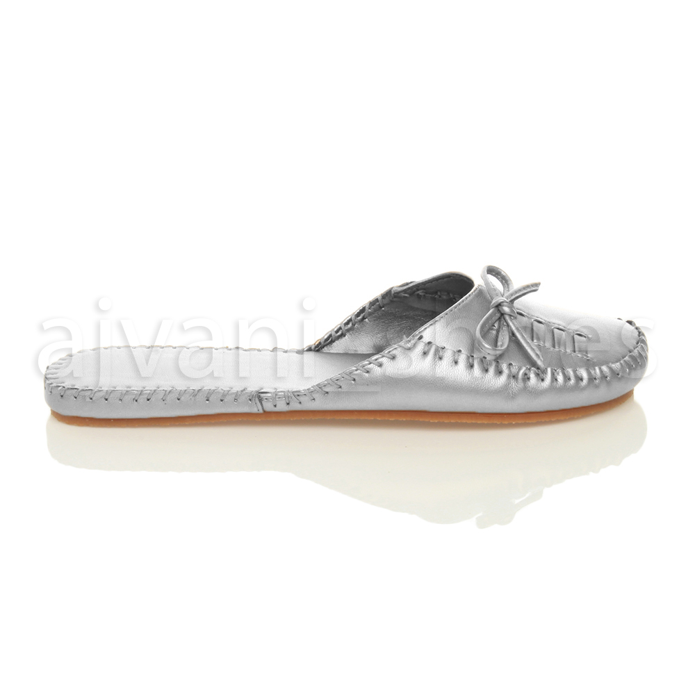 Silver Womens Shoes Size