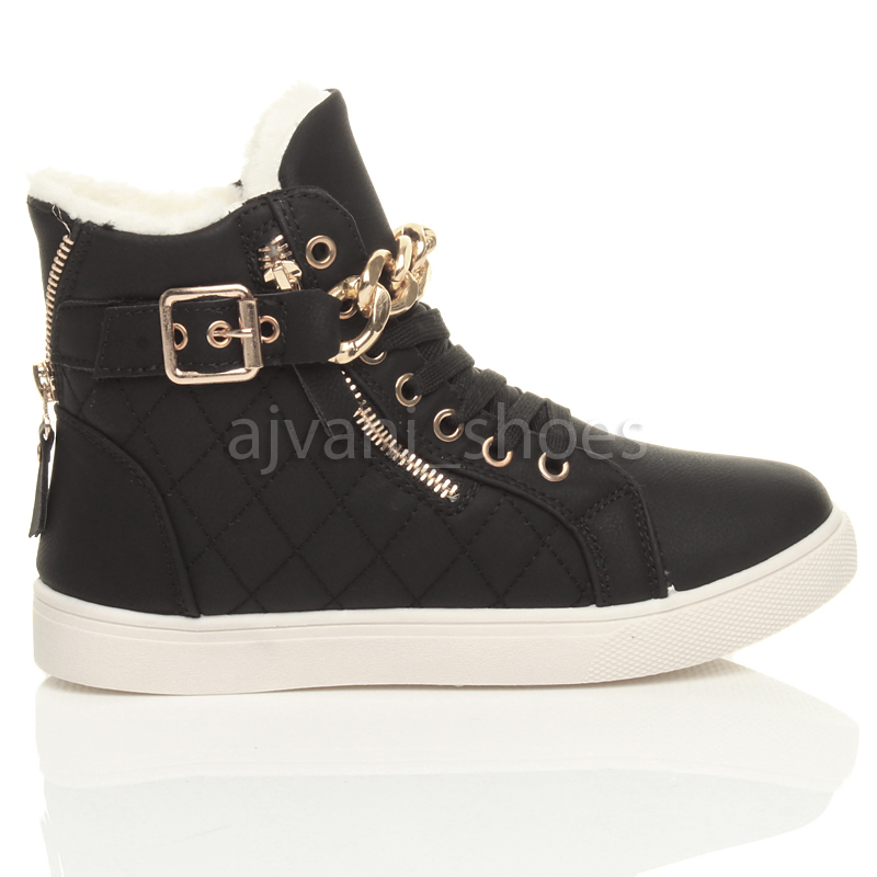 WOMENS-LADIES-LACE-UP-HI-HIGH-TOP-PUMPS-TRAINERS-SNEAKERS-SHOES-ANKLE-BOOTS-SIZE