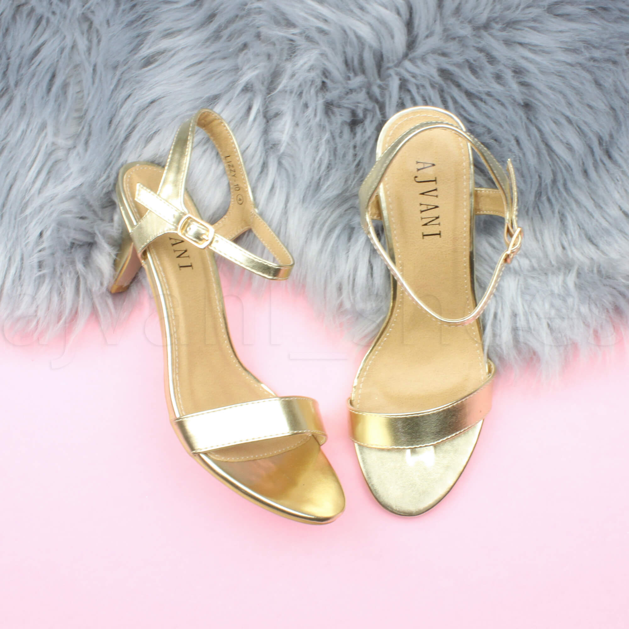 WOMENS-LADIES-HIGH-HEEL-BUCKLE-STRAPPY-BASIC-BARELY-THERE-SANDALS-SHOES-SIZE thumbnail 47
