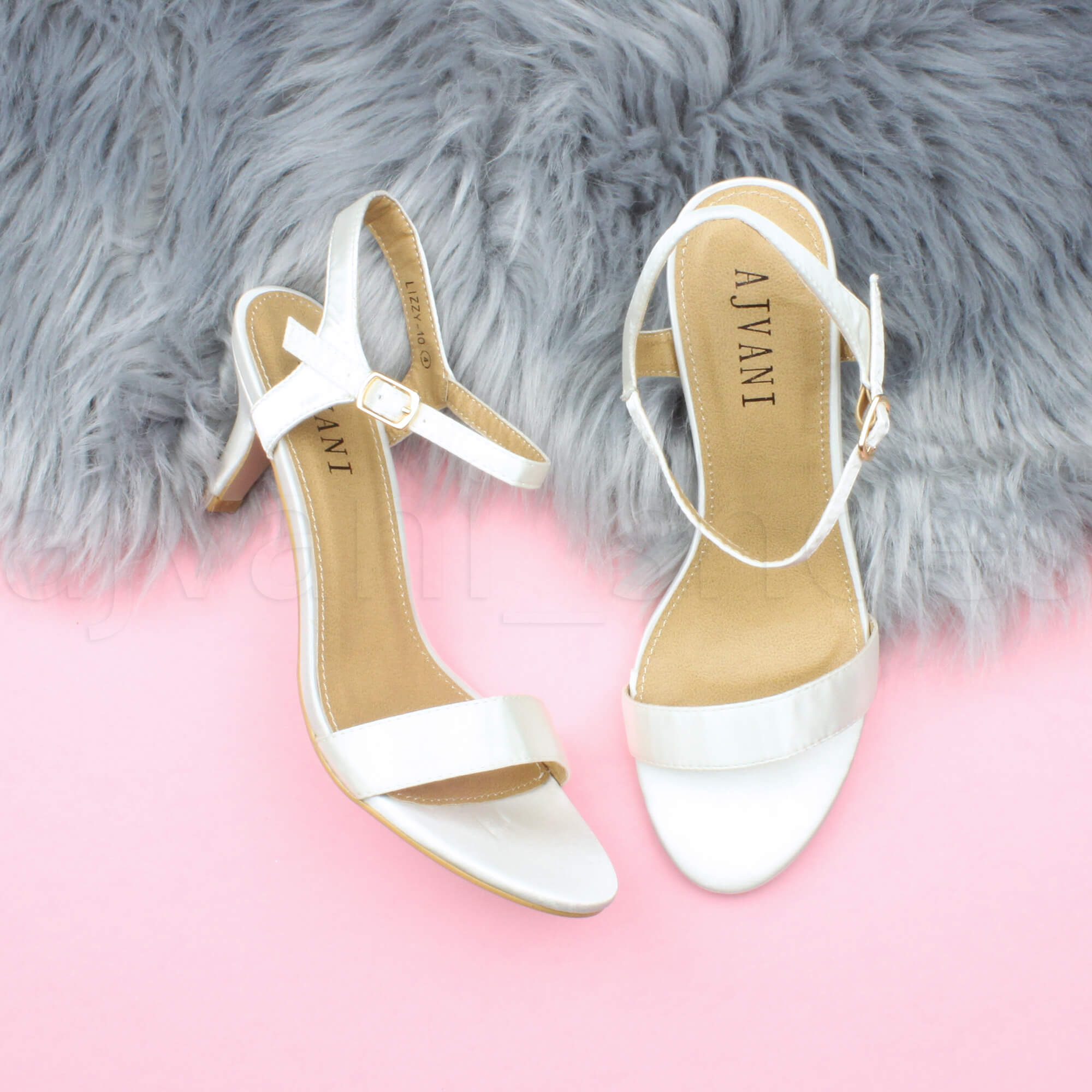 WOMENS-LADIES-HIGH-HEEL-BUCKLE-STRAPPY-BASIC-BARELY-THERE-SANDALS-SHOES-SIZE thumbnail 54