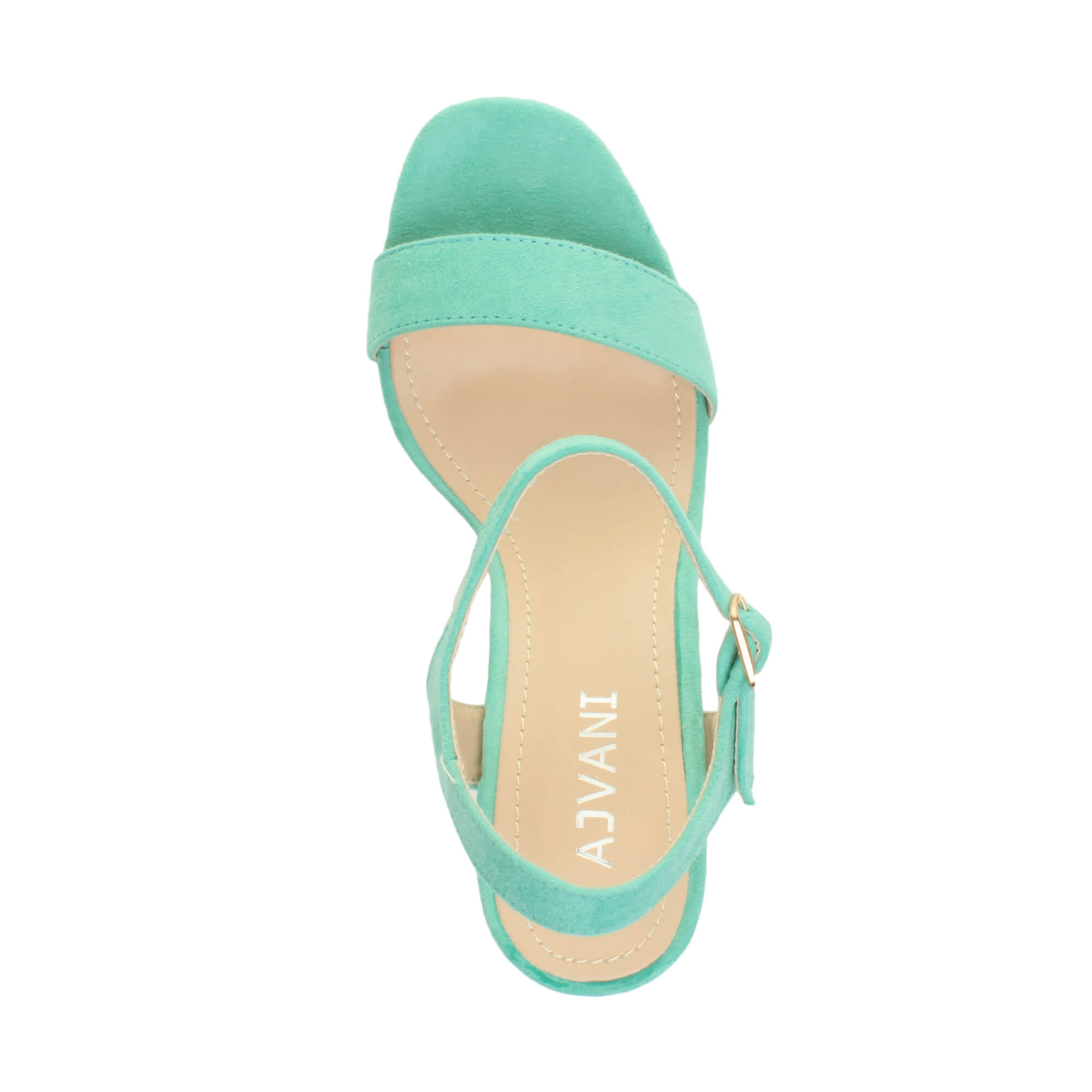 WOMENS-LADIES-HIGH-HEEL-BUCKLE-STRAPPY-BASIC-BARELY-THERE-SANDALS-SHOES-SIZE thumbnail 63