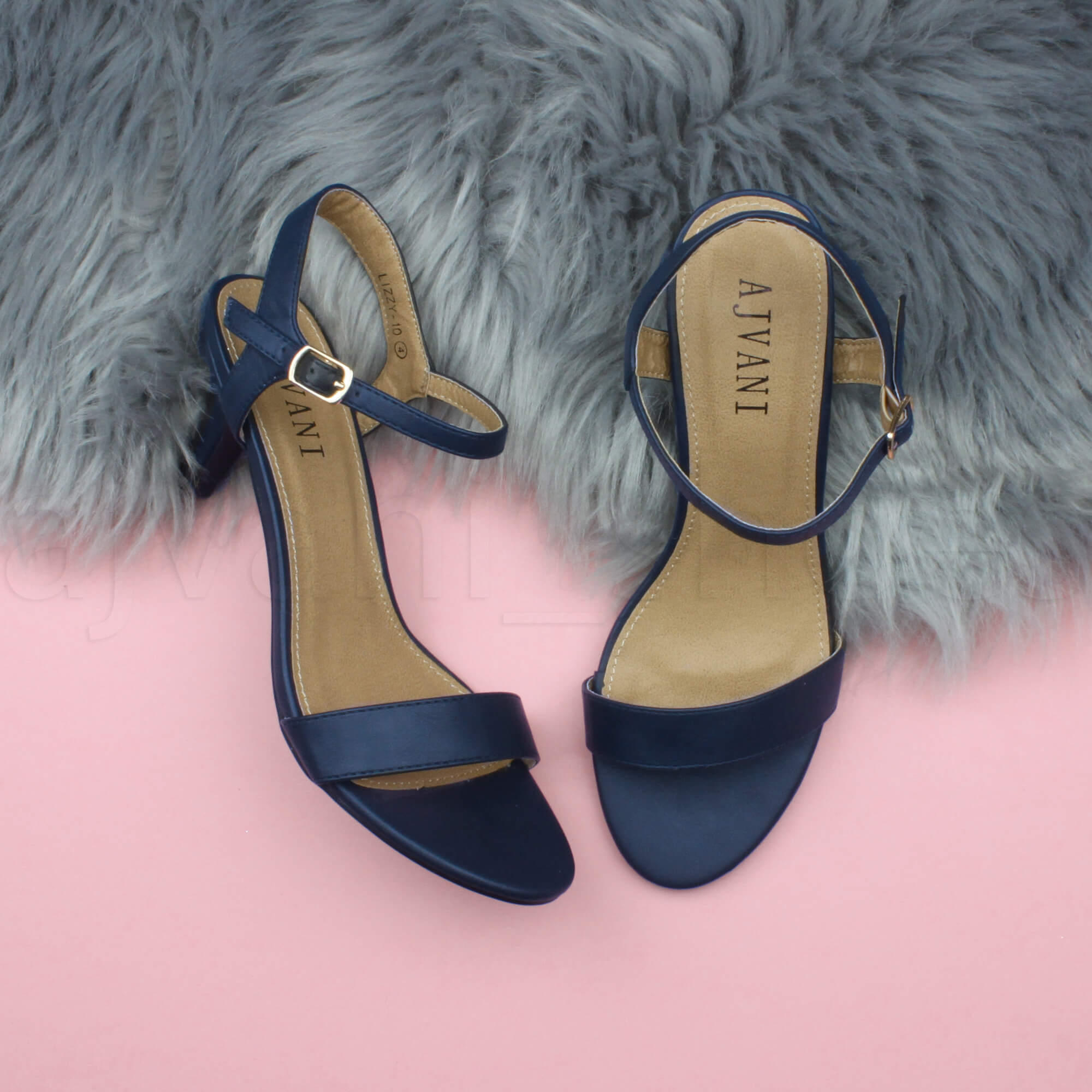 WOMENS-LADIES-HIGH-HEEL-BUCKLE-STRAPPY-BASIC-BARELY-THERE-SANDALS-SHOES-SIZE thumbnail 68