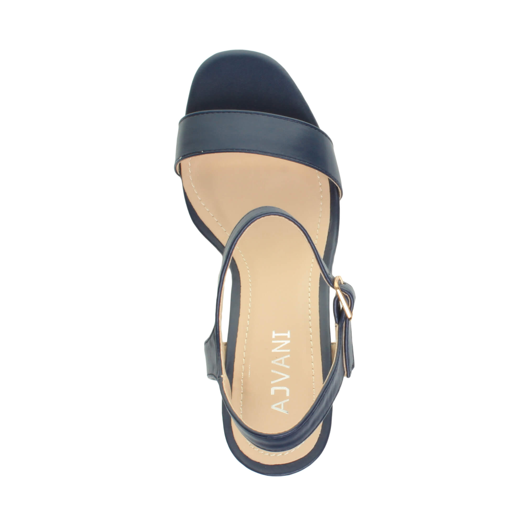 WOMENS-LADIES-HIGH-HEEL-BUCKLE-STRAPPY-BASIC-BARELY-THERE-SANDALS-SHOES-SIZE thumbnail 70