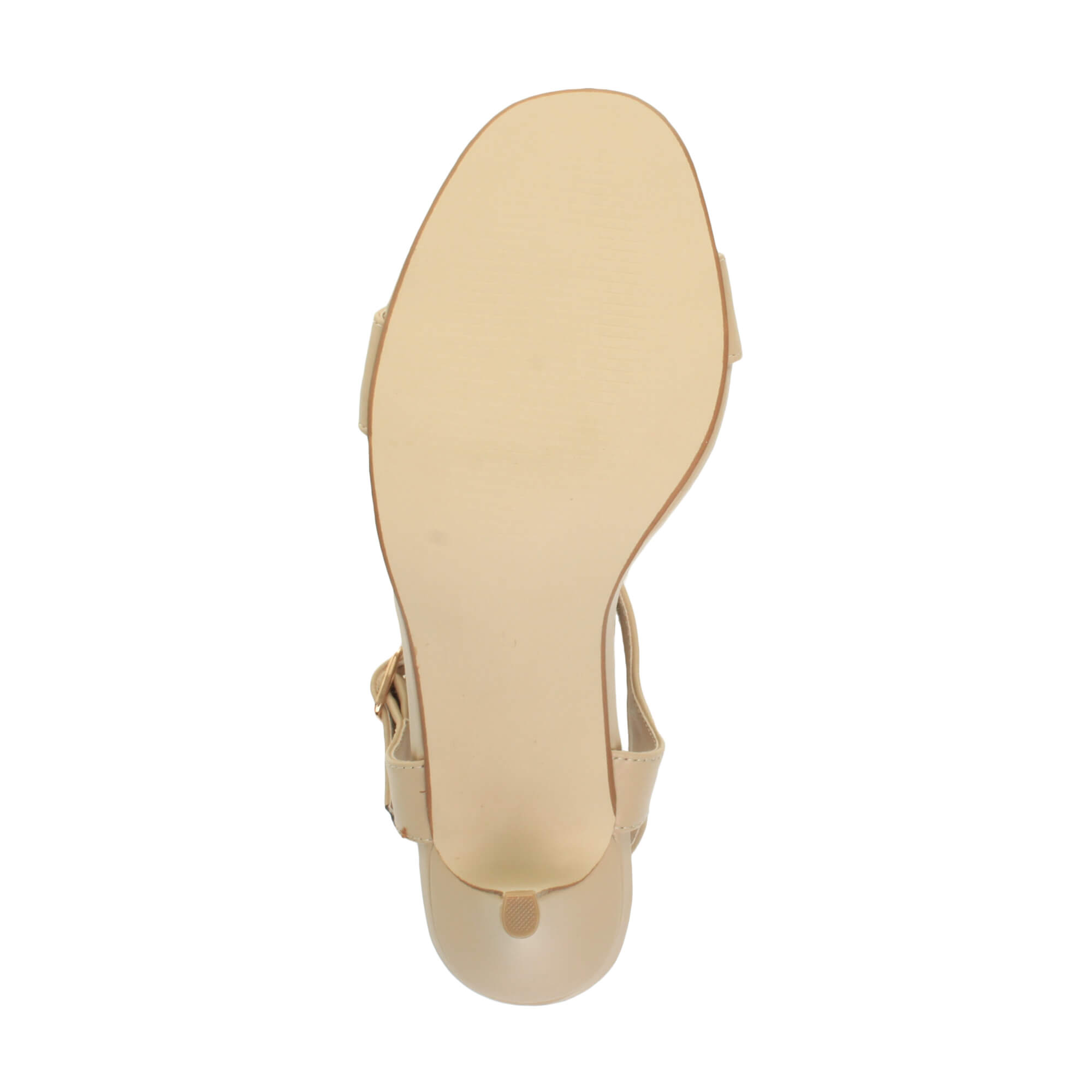 WOMENS-LADIES-HIGH-HEEL-BUCKLE-STRAPPY-BASIC-BARELY-THERE-SANDALS-SHOES-SIZE thumbnail 99