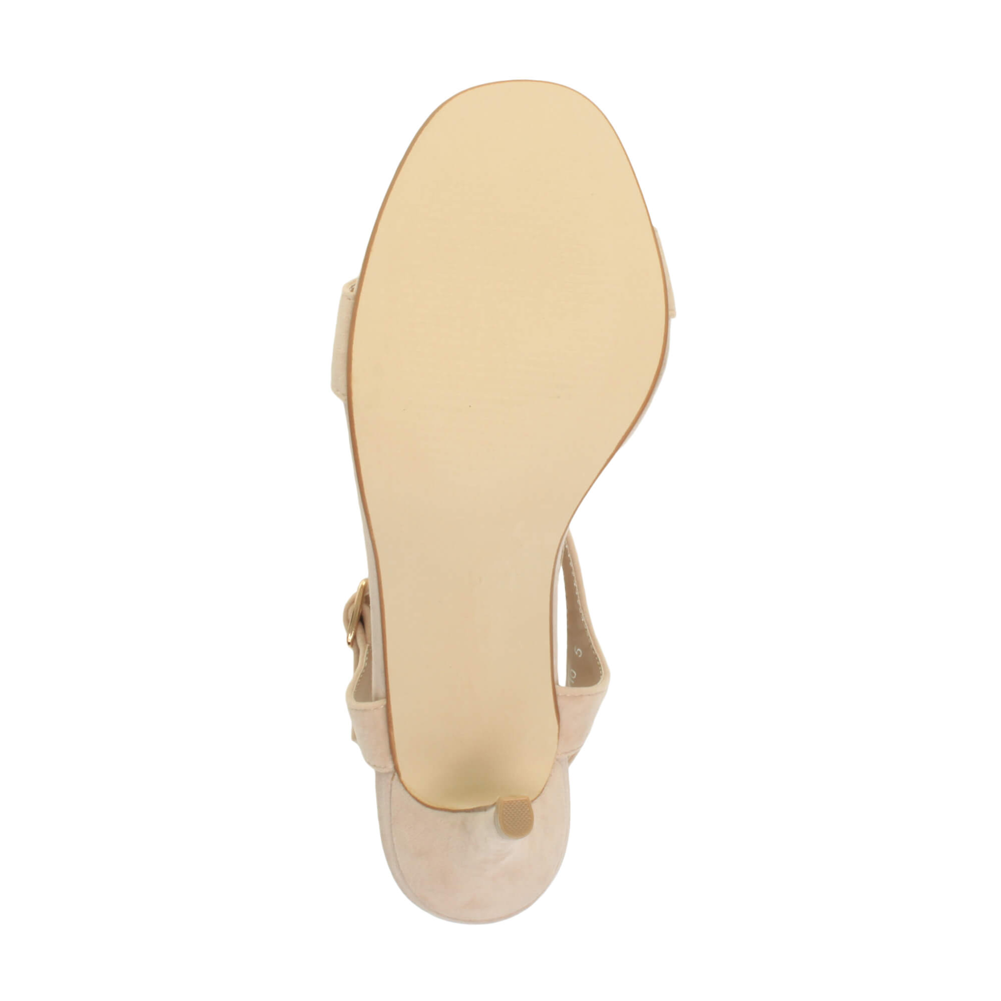 WOMENS-LADIES-HIGH-HEEL-BUCKLE-STRAPPY-BASIC-BARELY-THERE-SANDALS-SHOES-SIZE thumbnail 106