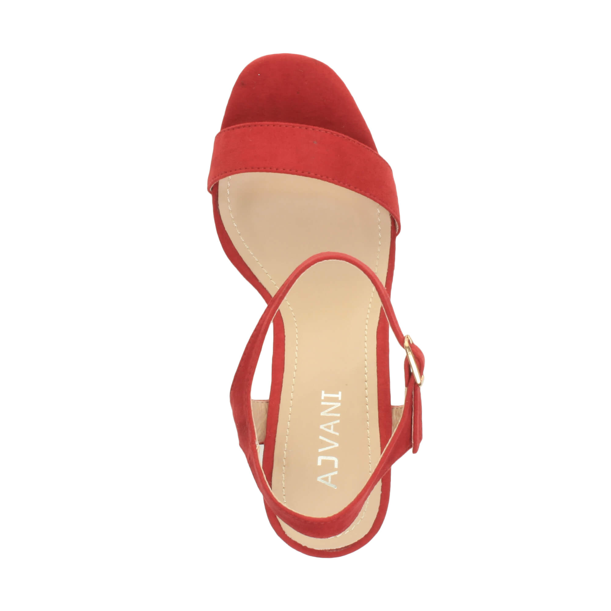 WOMENS-LADIES-HIGH-HEEL-BUCKLE-STRAPPY-BASIC-BARELY-THERE-SANDALS-SHOES-SIZE thumbnail 119