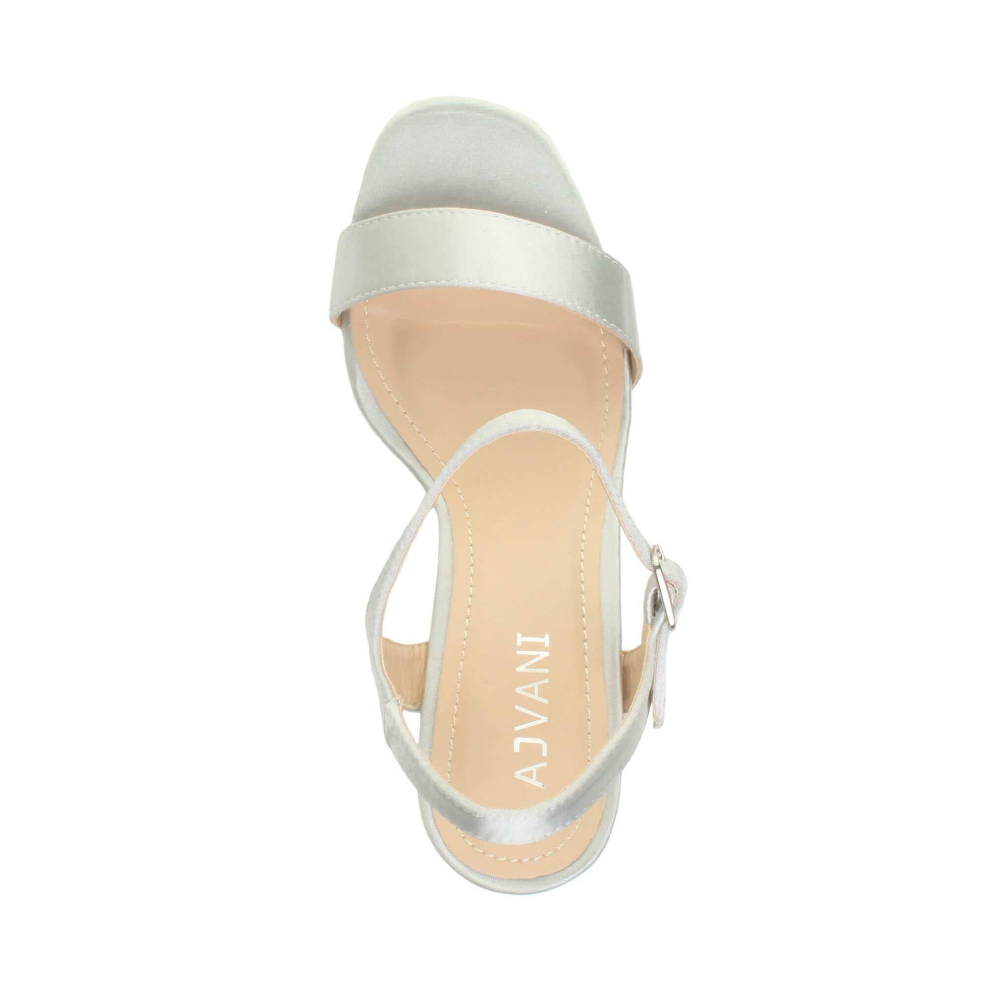 WOMENS-LADIES-HIGH-HEEL-BUCKLE-STRAPPY-BASIC-BARELY-THERE-SANDALS-SHOES-SIZE thumbnail 140