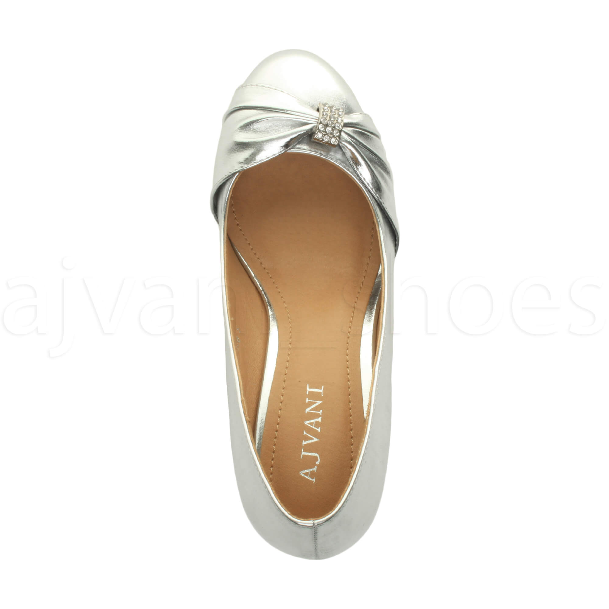 WOMENS-LADIES-MID-HEEL-RUCHED-DIAMANTE-WEDDING-PROM-EVENING-COURT-SHOES-SIZE thumbnail 88