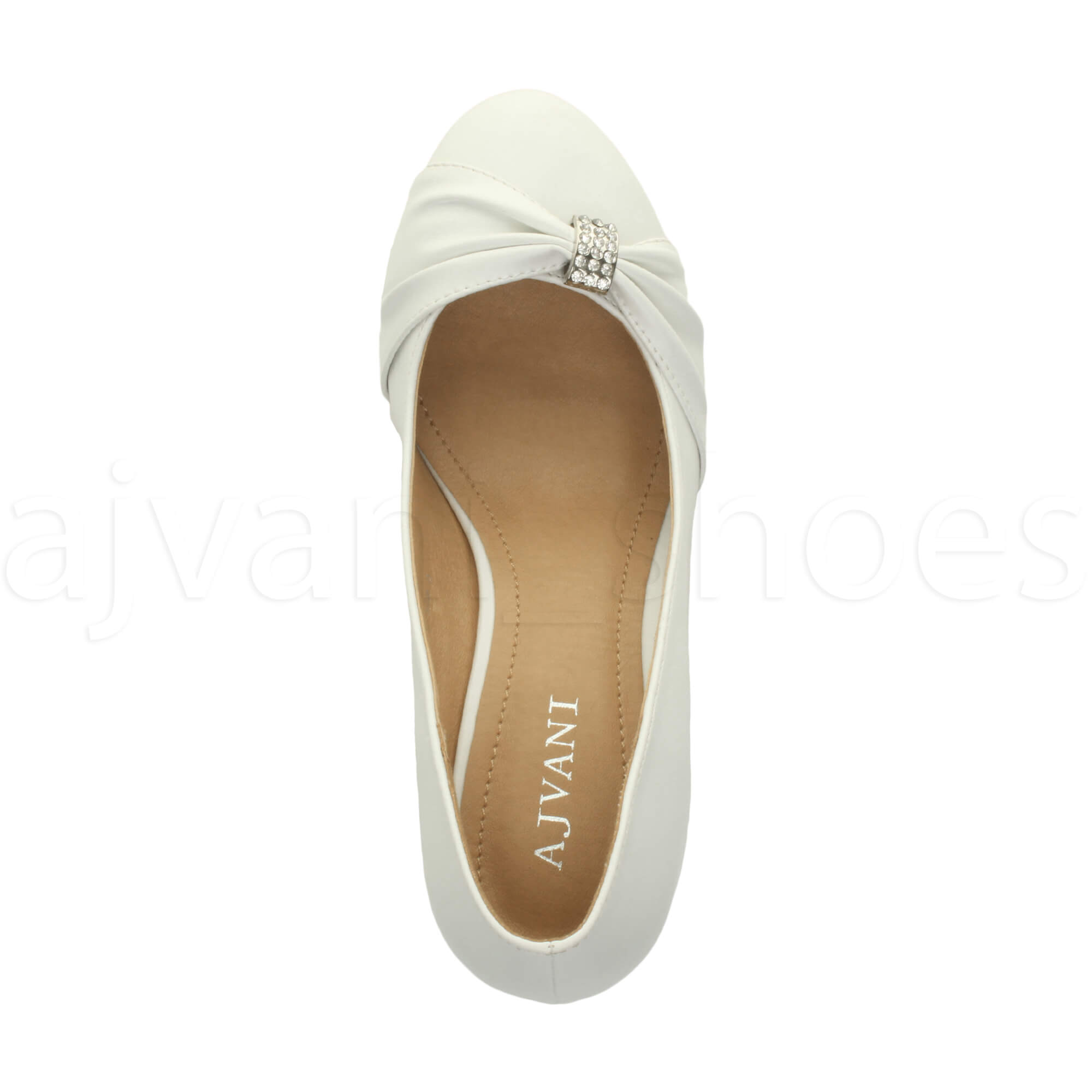 WOMENS-LADIES-MID-HEEL-RUCHED-DIAMANTE-WEDDING-PROM-EVENING-COURT-SHOES-SIZE thumbnail 104