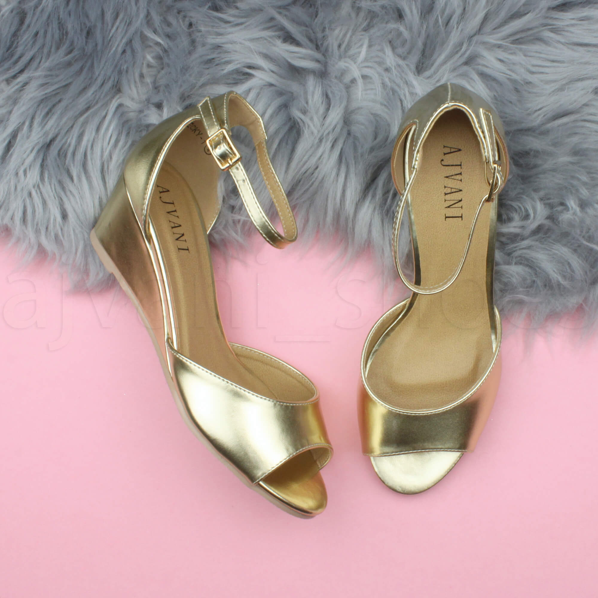 WOMENS-LADIES-LOW-MID-WEDGE-HEEL-ANKLE-STRAP-SMART-CASUAL-EVENING-SANDALS-SIZE thumbnail 61
