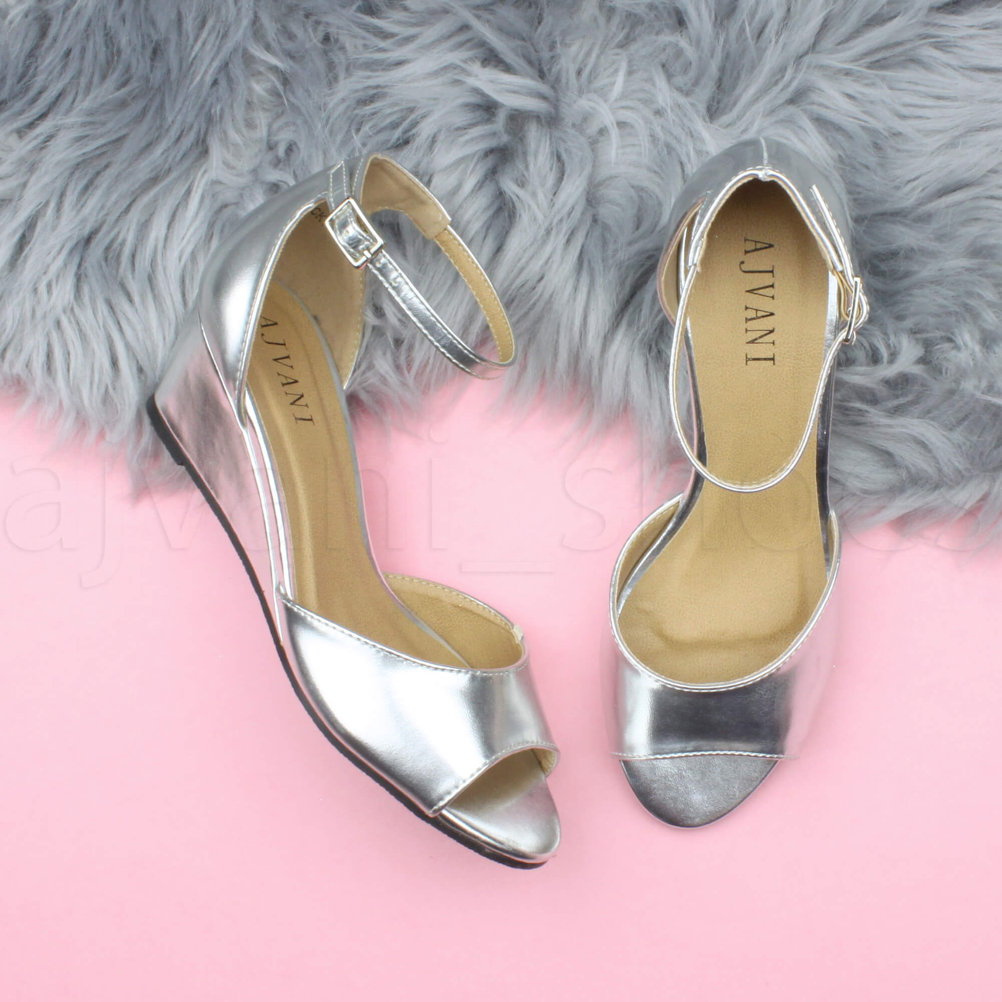 WOMENS-LADIES-LOW-MID-WEDGE-HEEL-ANKLE-STRAP-SMART-CASUAL-EVENING-SANDALS-SIZE thumbnail 149