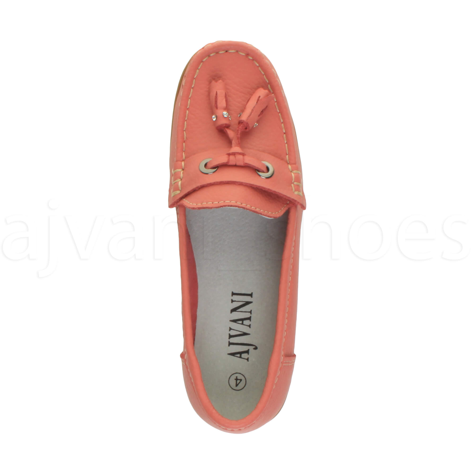 WOMENS-LADIES-LOW-HEEL-WEDGE-LEATHER-TASSEL-LOAFERS-COMFORT-MOCCASINS-SHOES-SIZE thumbnail 32
