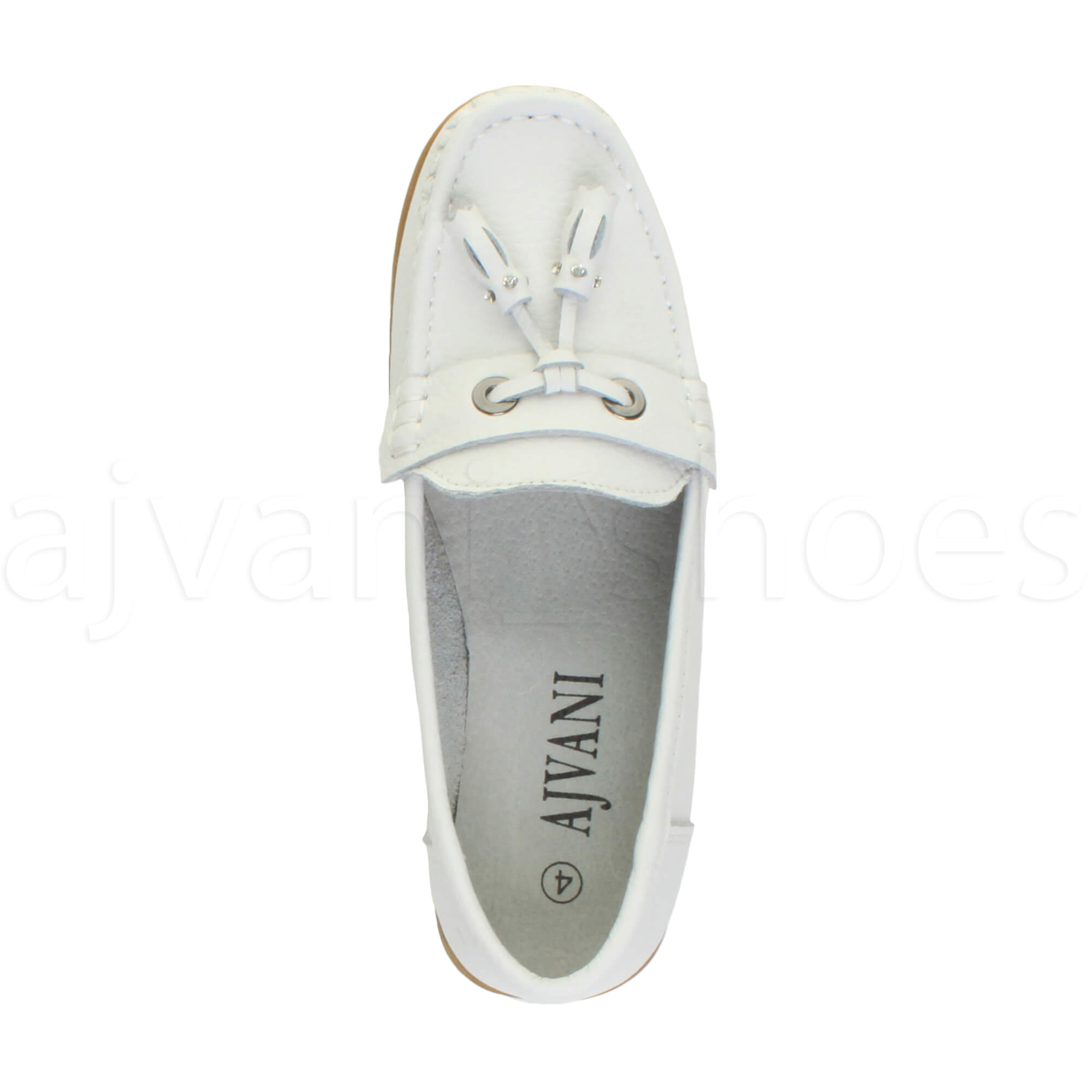 WOMENS-LADIES-LOW-HEEL-WEDGE-LEATHER-TASSEL-LOAFERS-COMFORT-MOCCASINS-SHOES-SIZE thumbnail 48