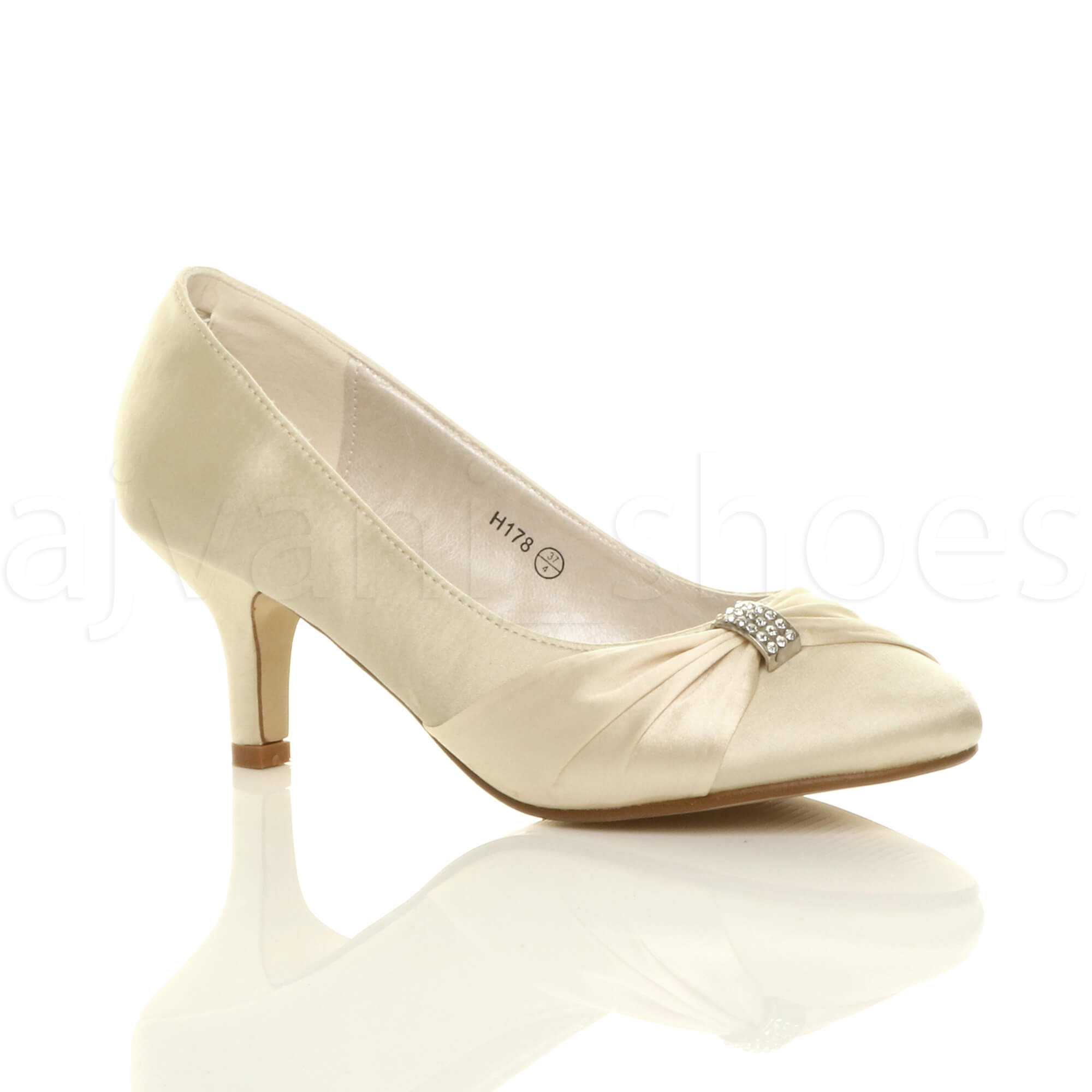 WOMENS-WEDDING-BRIDAL-LADIES-PROM-SHOES-LOW-HEEL-BRIDESMAID-EVENING-SANDALS-SIZE