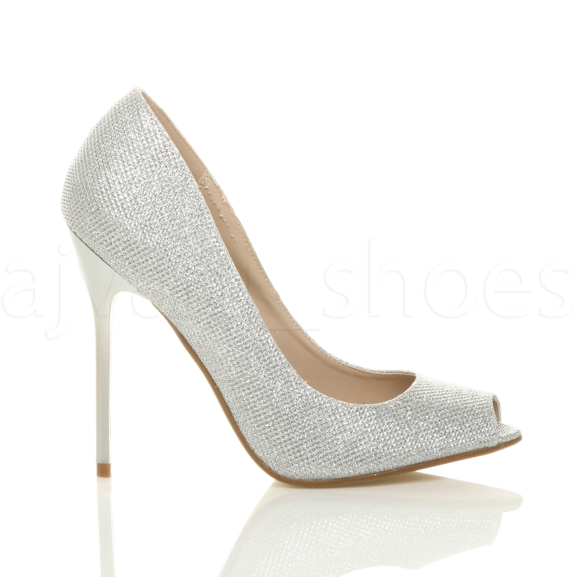 WOMENS-LADIES-HIGH-HEEL-PARTY-PROM-WORK-PUMPS-PEEP-TOE-COURT-SHOES-SANDALS-SIZE