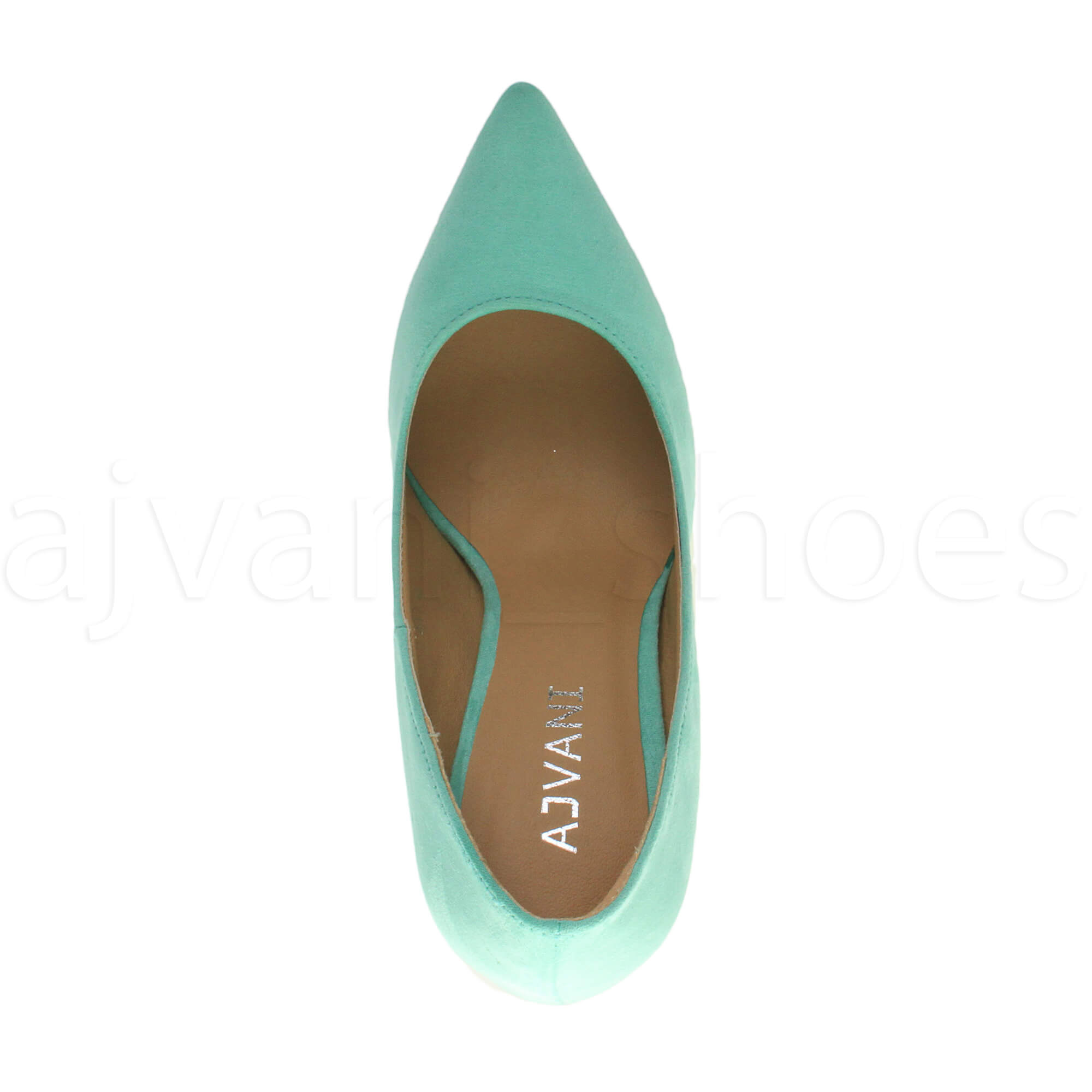 WOMENS-LADIES-HIGH-HEEL-POINTED-CONTRAST-COURT-SMART-PARTY-WORK-SHOES-PUMPS-SIZE thumbnail 150