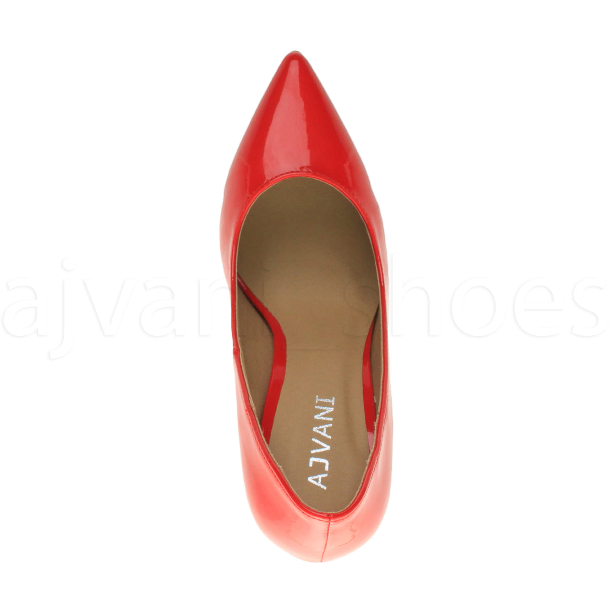 WOMENS-LADIES-HIGH-HEEL-POINTED-CONTRAST-COURT-SMART-PARTY-WORK-SHOES-PUMPS-SIZE thumbnail 166
