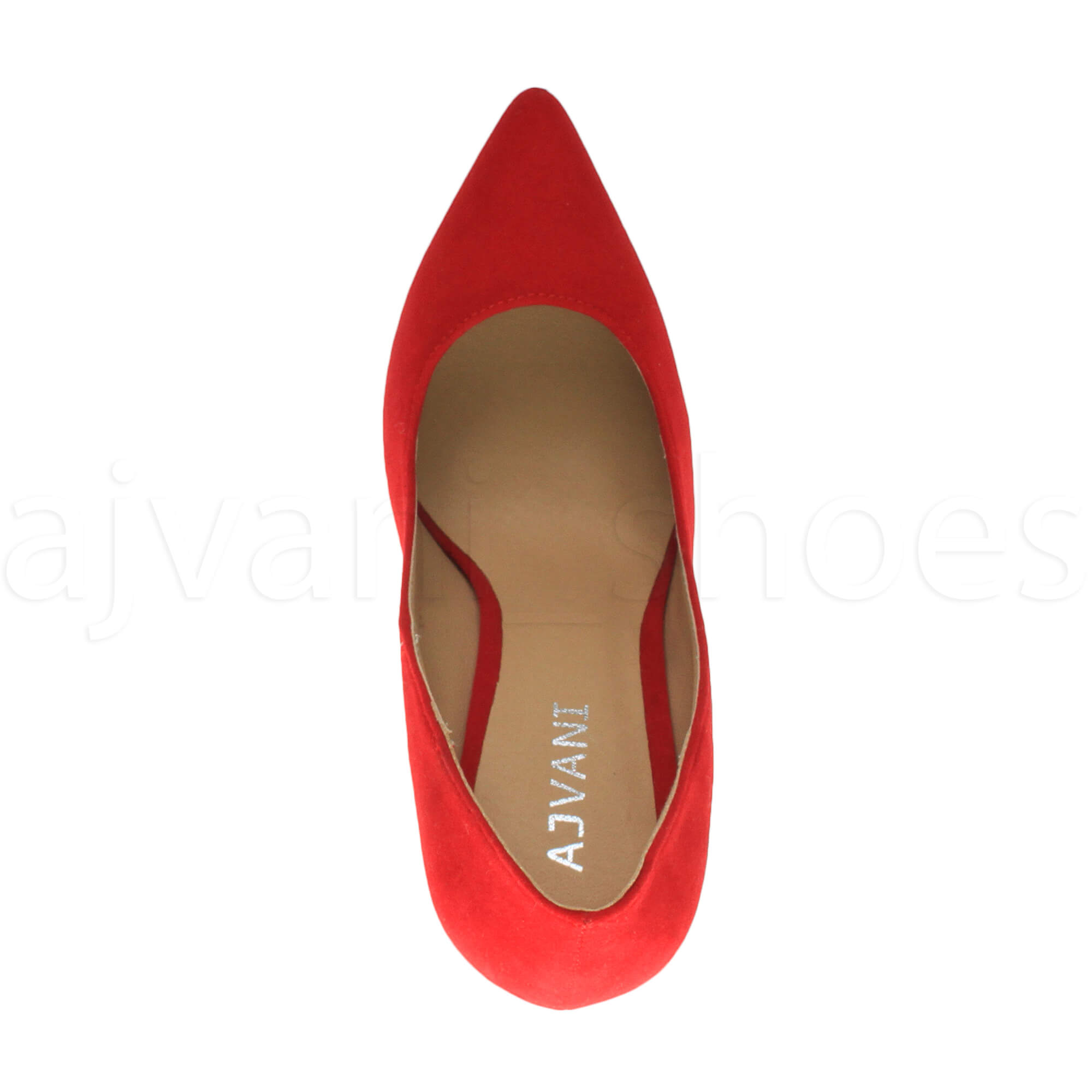 WOMENS-LADIES-HIGH-HEEL-POINTED-CONTRAST-COURT-SMART-PARTY-WORK-SHOES-PUMPS-SIZE thumbnail 174