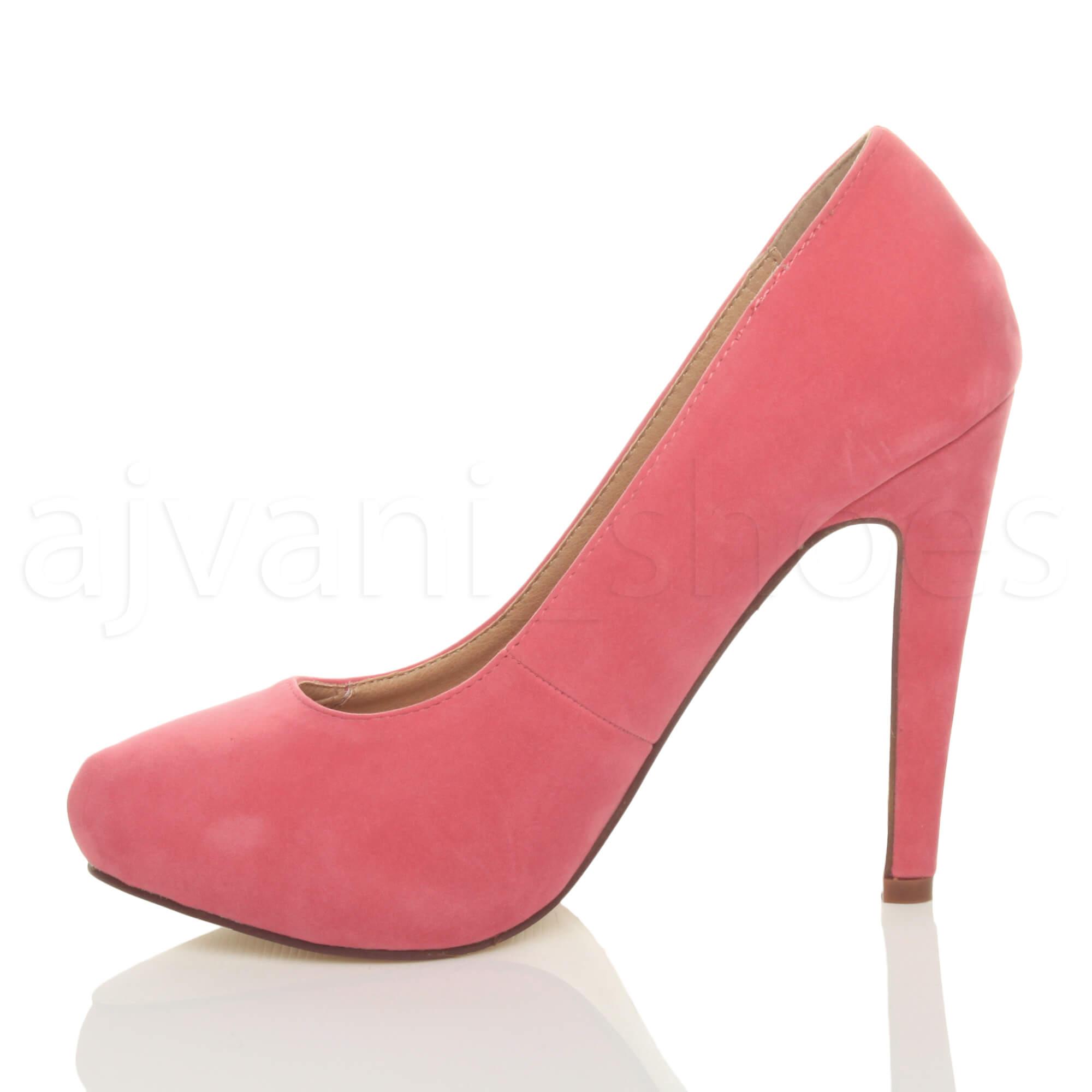 Tacón Talla Fiesta Zapatos Oculta Ebay Salón Mujer Alto Plataforma De W8nYqBvP