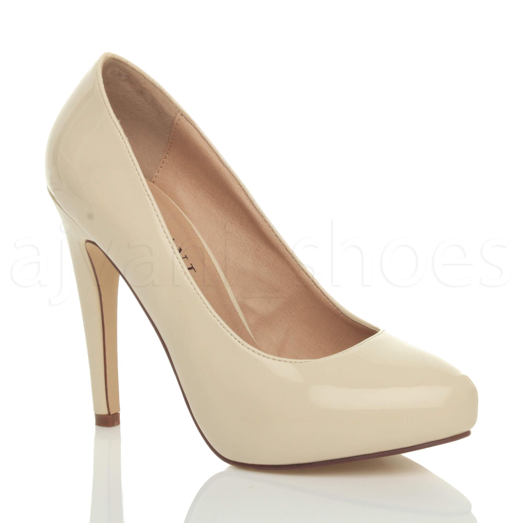 Pour Chaussures Cachées Femmes Talon Fête Haut Formes Prom Plate wcq7pRPA