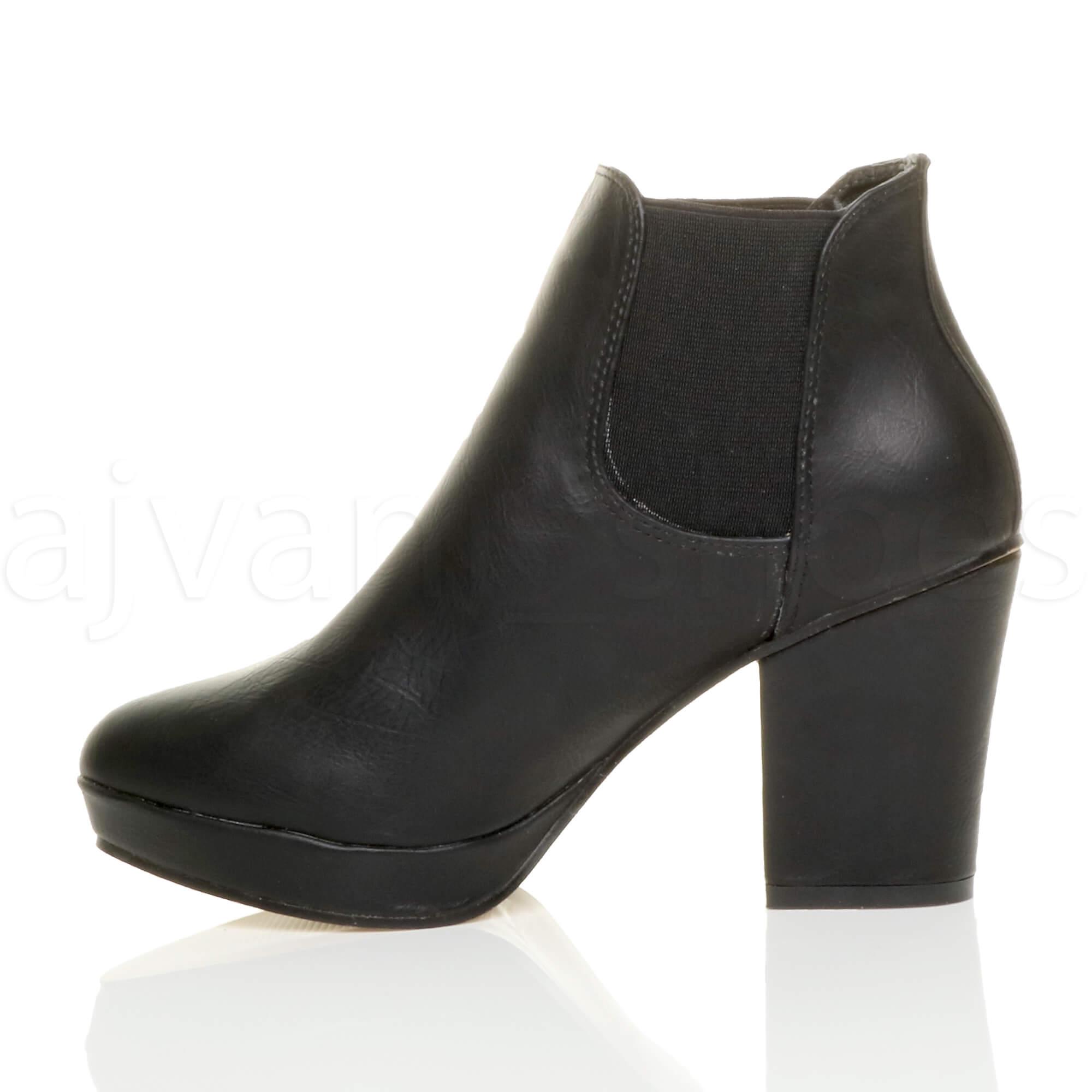 Ladies Platform Shoes Size